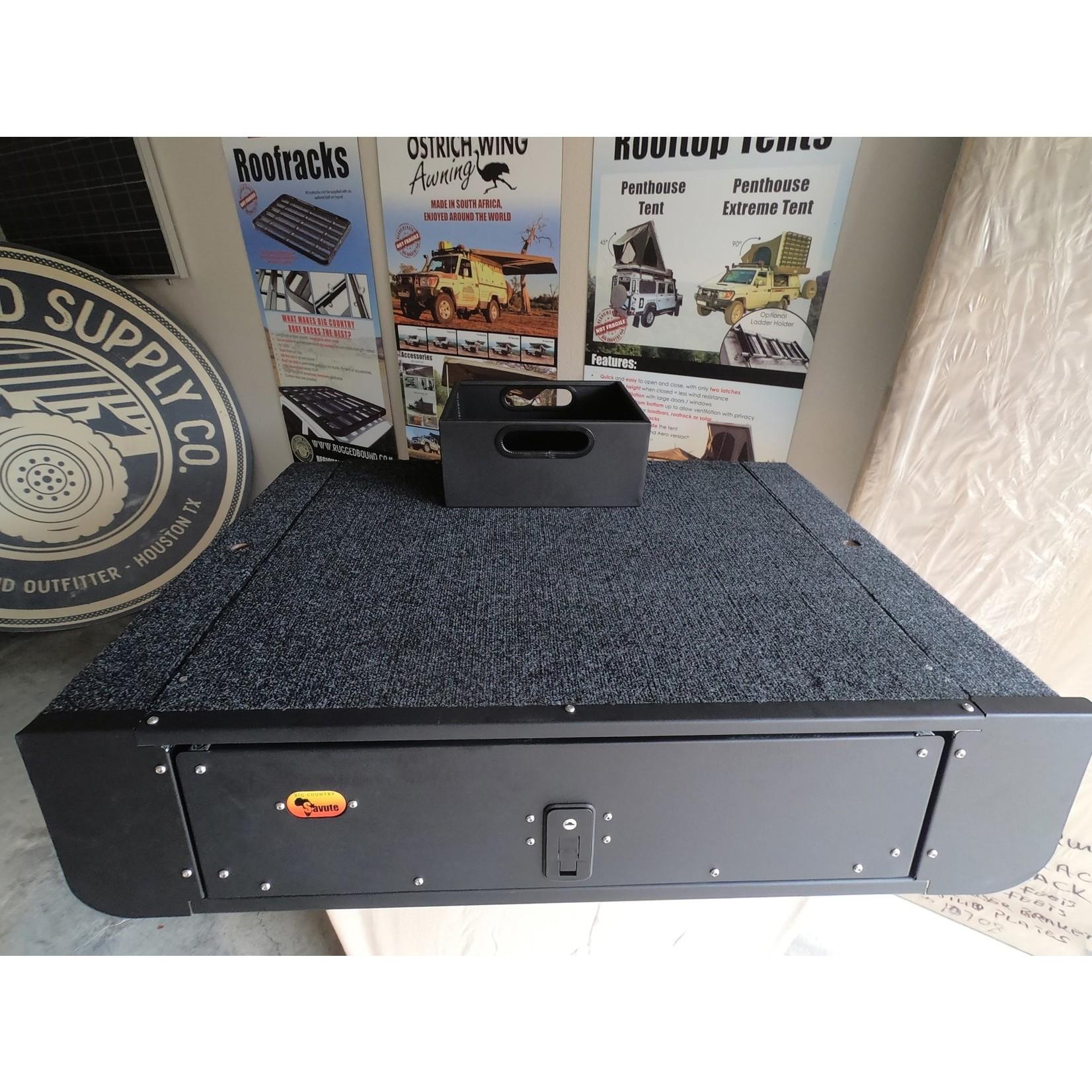 Big Country 4x4 Big Country 4x4 FJ Cruiser Single Drawer Kit