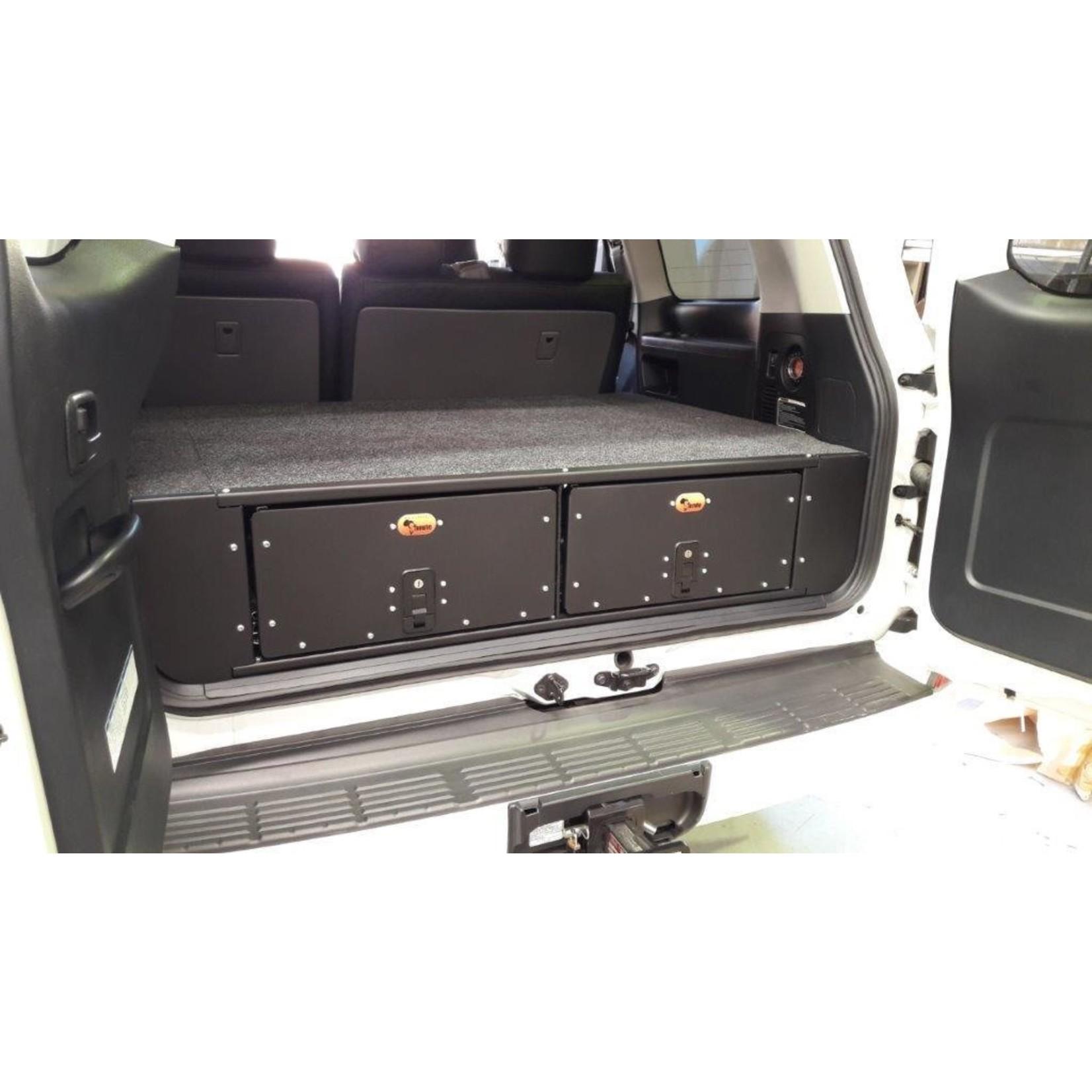 Big Country 4x4 Big Country 4x4 Toyota Land Cruiser 200/Lexus LX570 Twin Drawer Kit