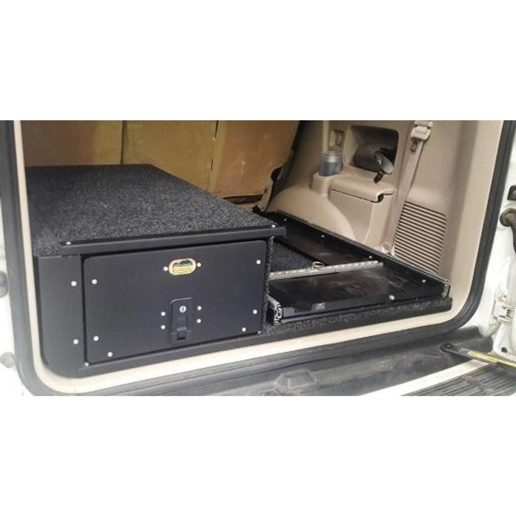 Big Country 4x4 Big Country 4x4 Toyota Prado 120/Lexus GX 470 Single Drawer Kit w/Fridge Platform