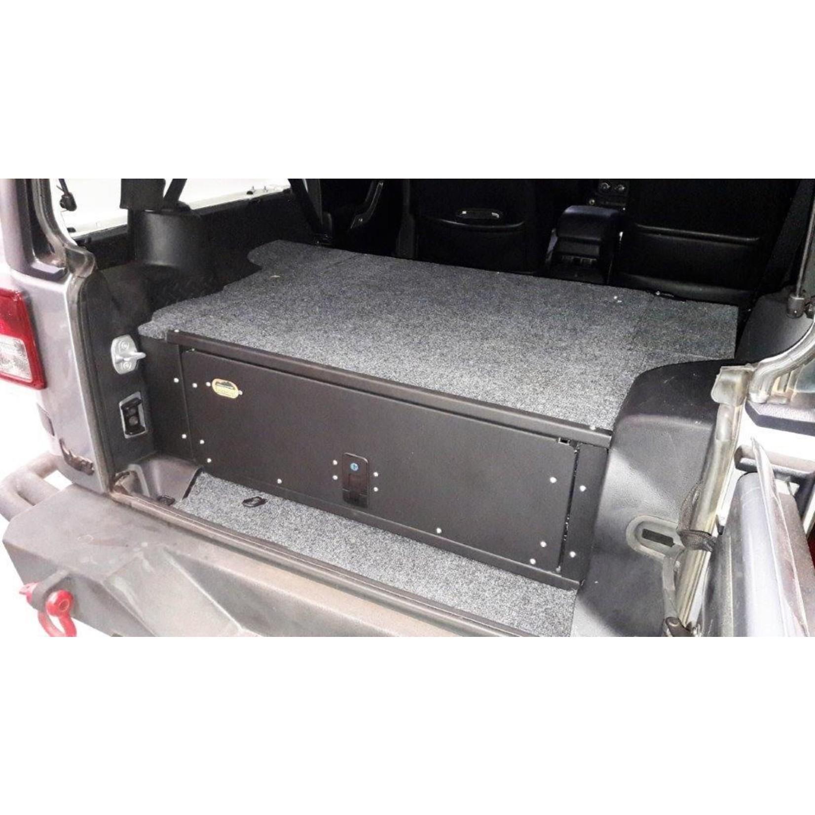Big Country 4x4 Big Country 4x4 Jeep Wrangler JKU 4-Door 2007-2018 Single Drawer Kit