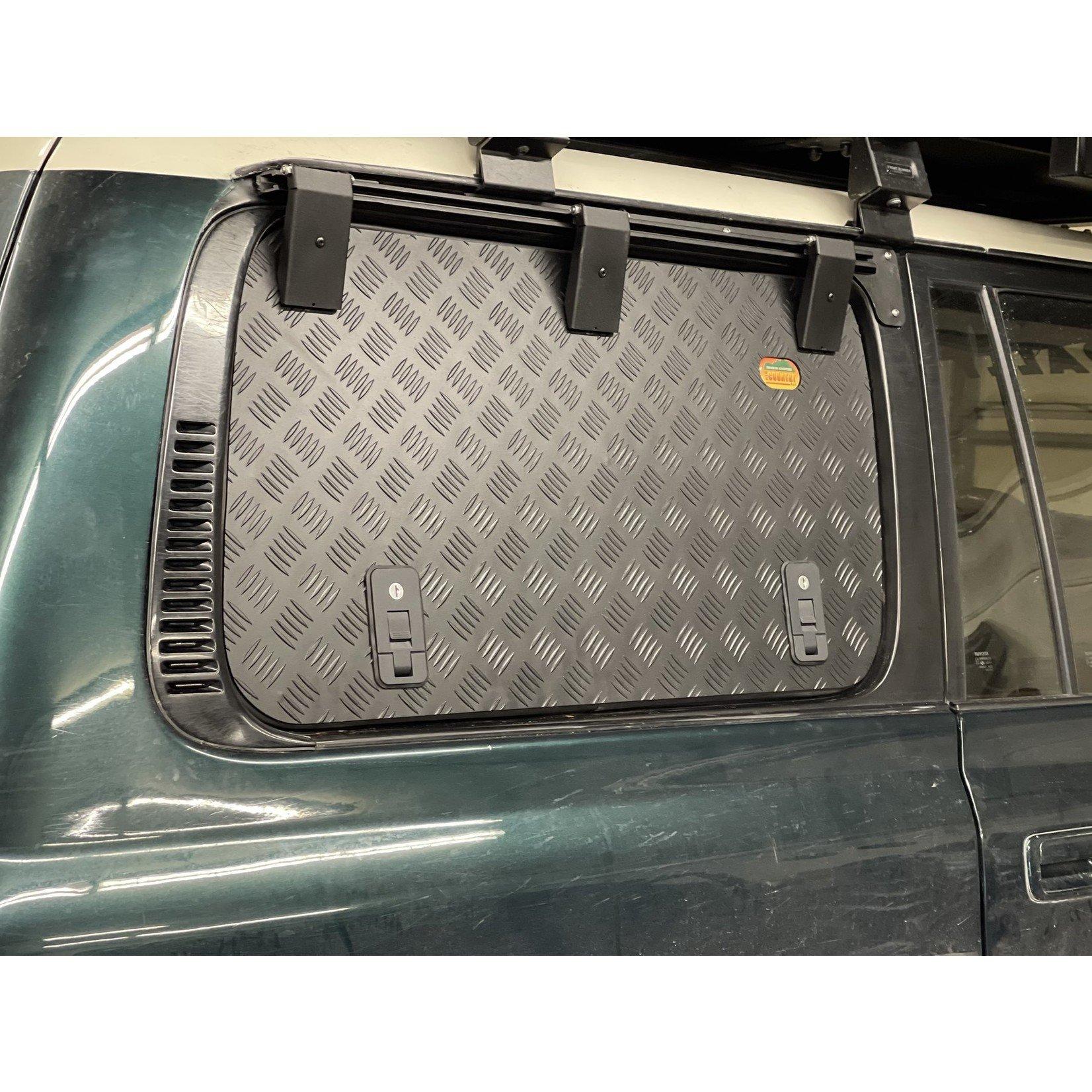 Big Country 4x4 Big Country 4x4 Toyota Land Cruiser 80/Lexus LX450 Gullwing Doors