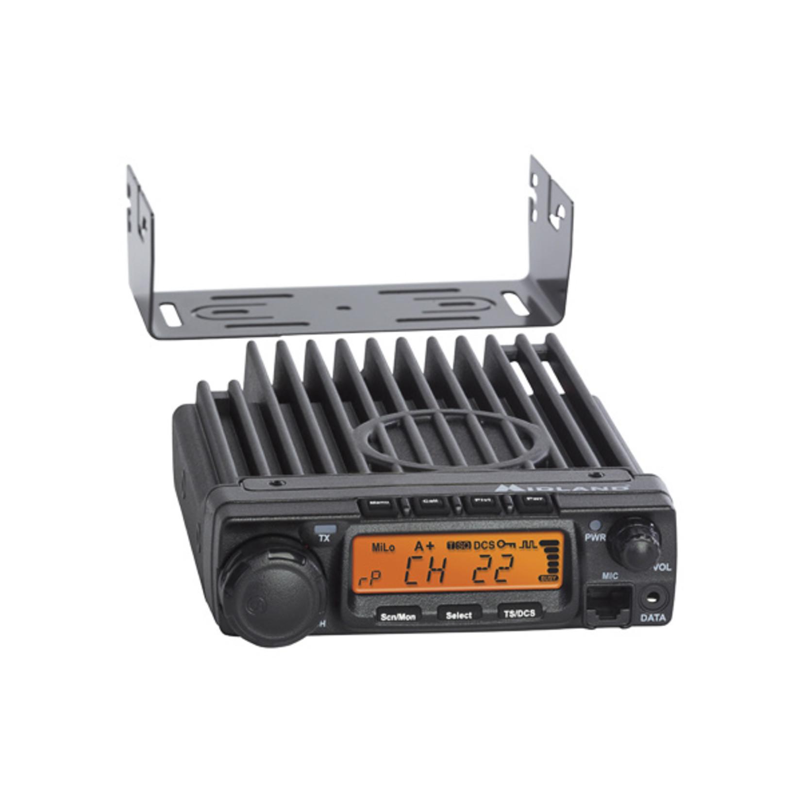 Midland Midland MicroMobile MXT400 Two Way Radio Bundle