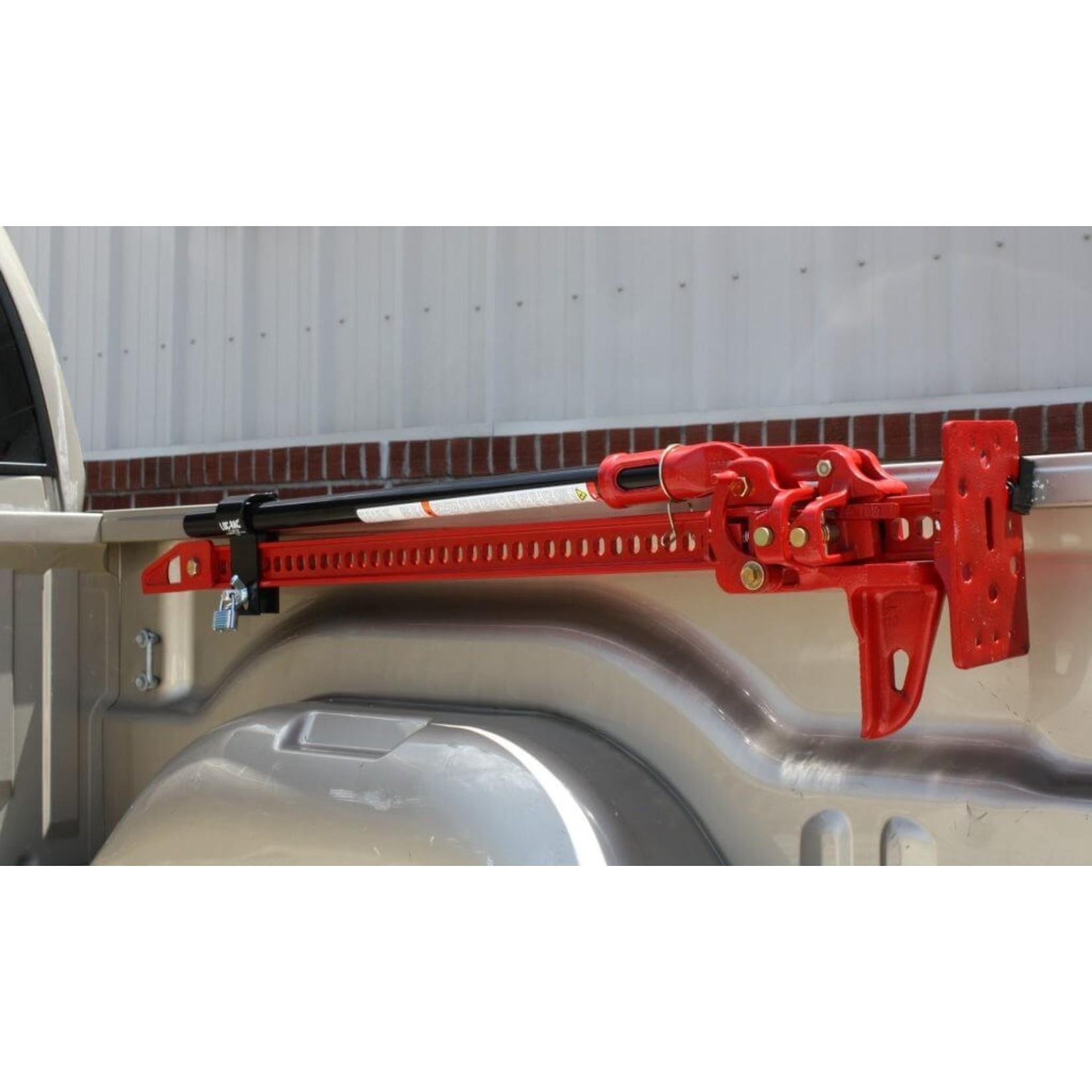 Hi-Lift Bed Rail LOC-RAC