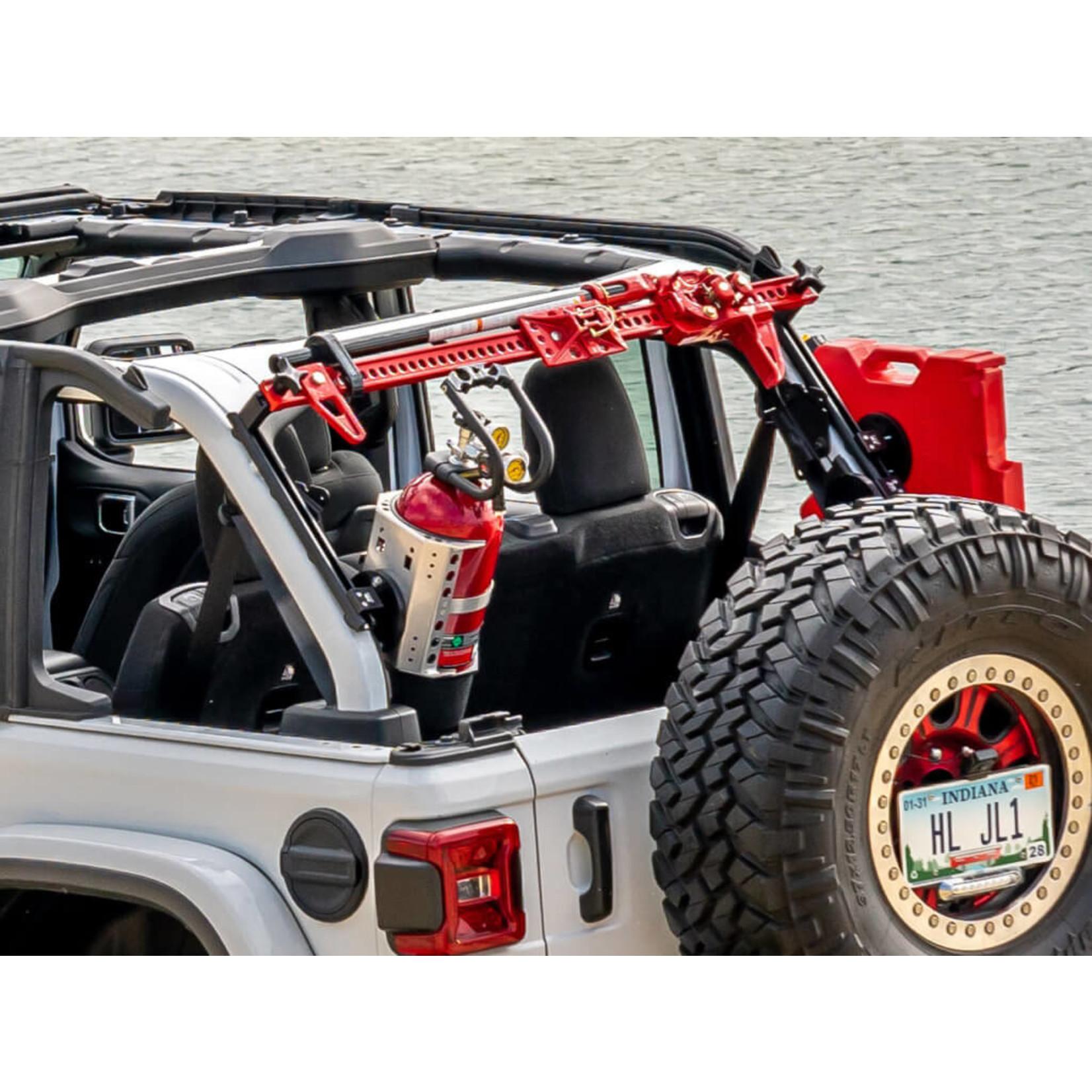 Hi-Lift Trail Trak Jeep JLU