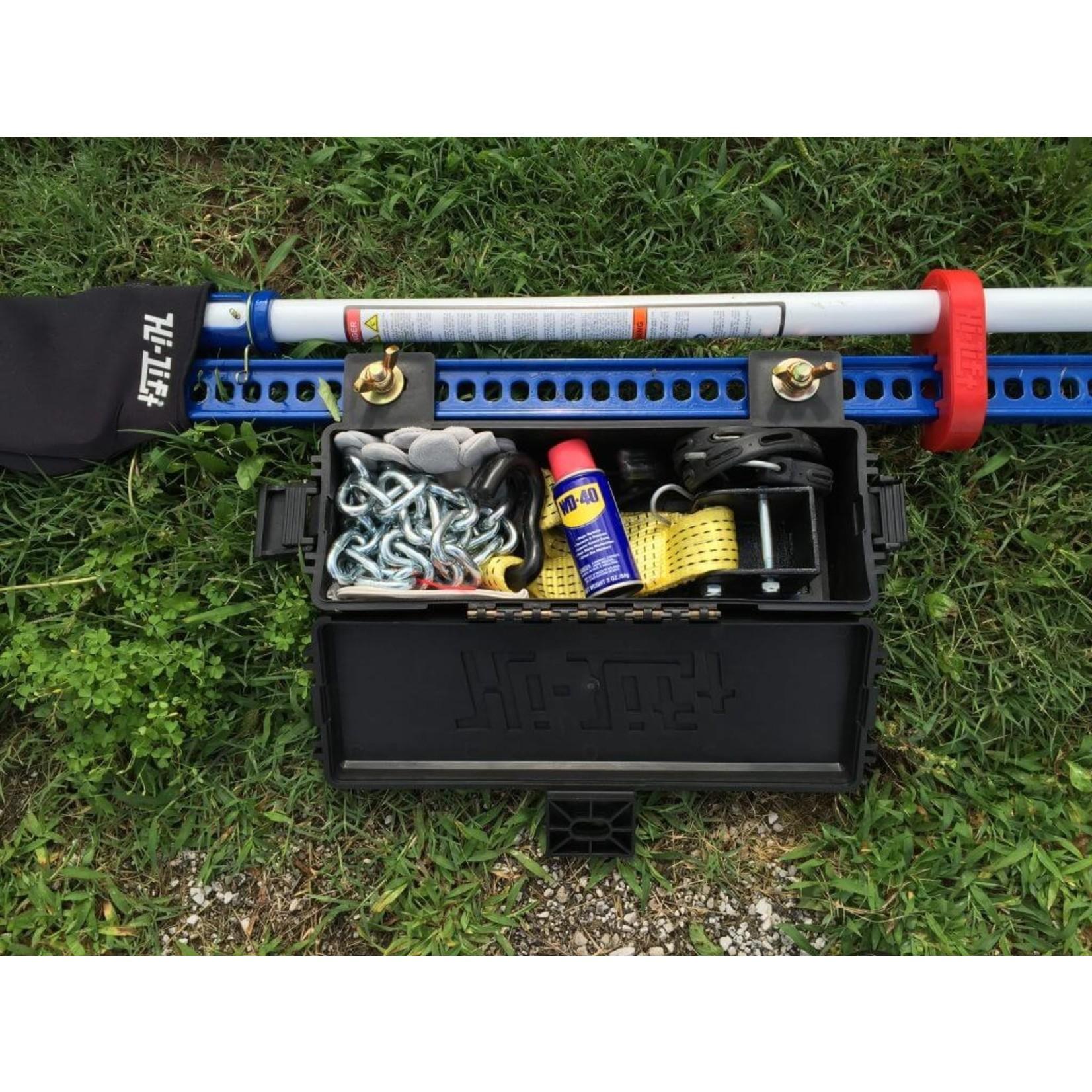 Hi-Lift Gear Box