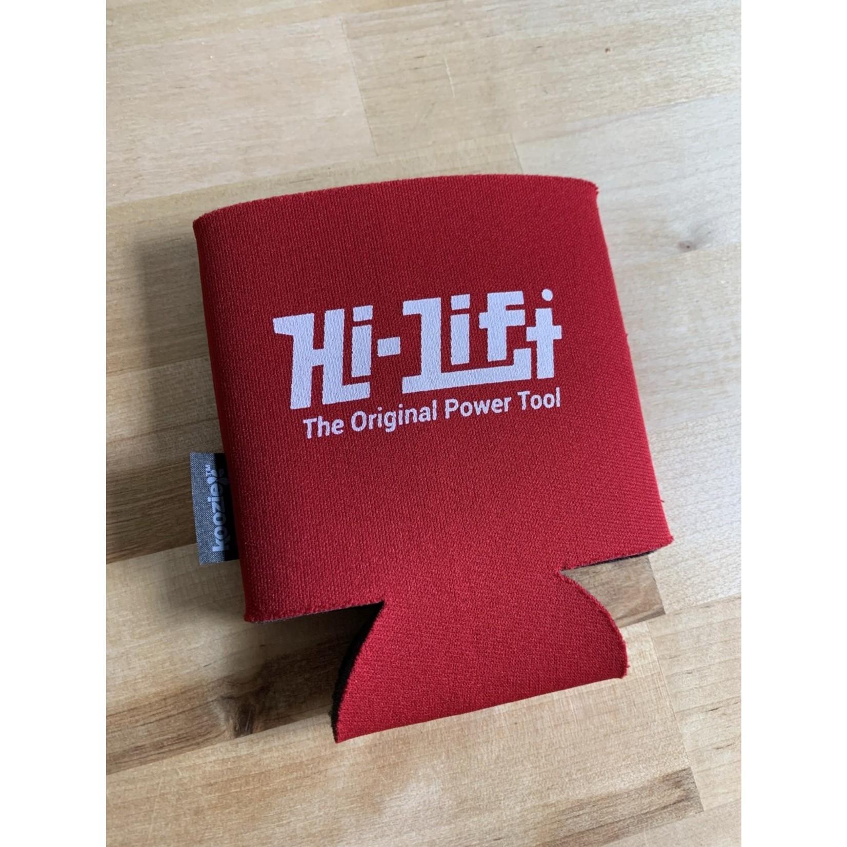 Hi-Lift Koozie Red