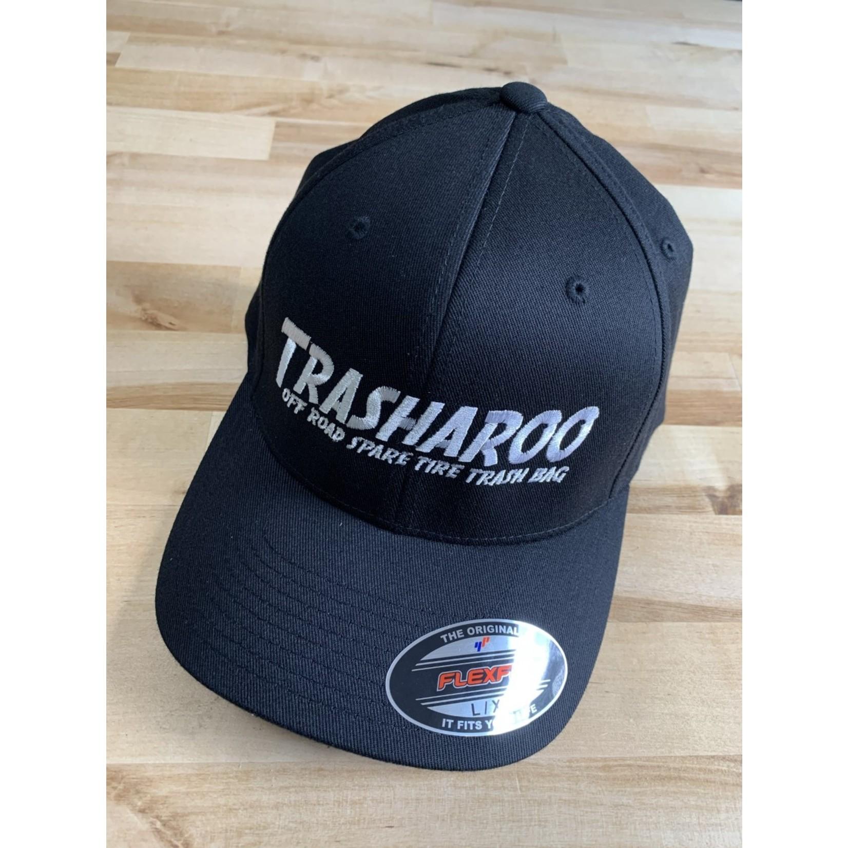 Trasharoo FlexFit Hat Black