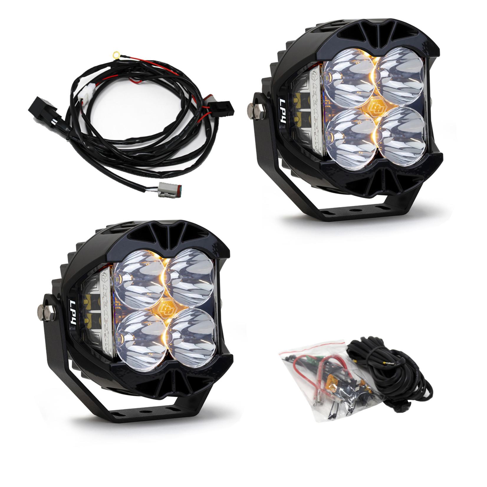 Baja Design LP4 LED Lights