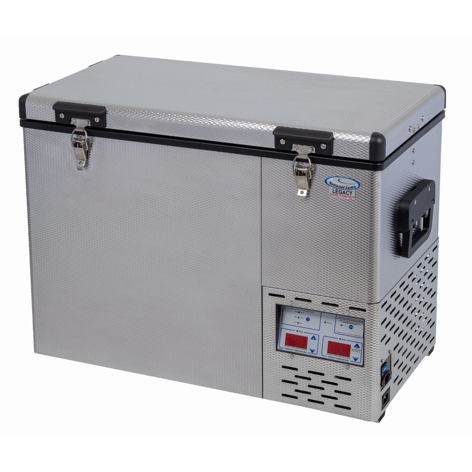 National Luna National Luna Legacy Dual Control Fridge/Freezer