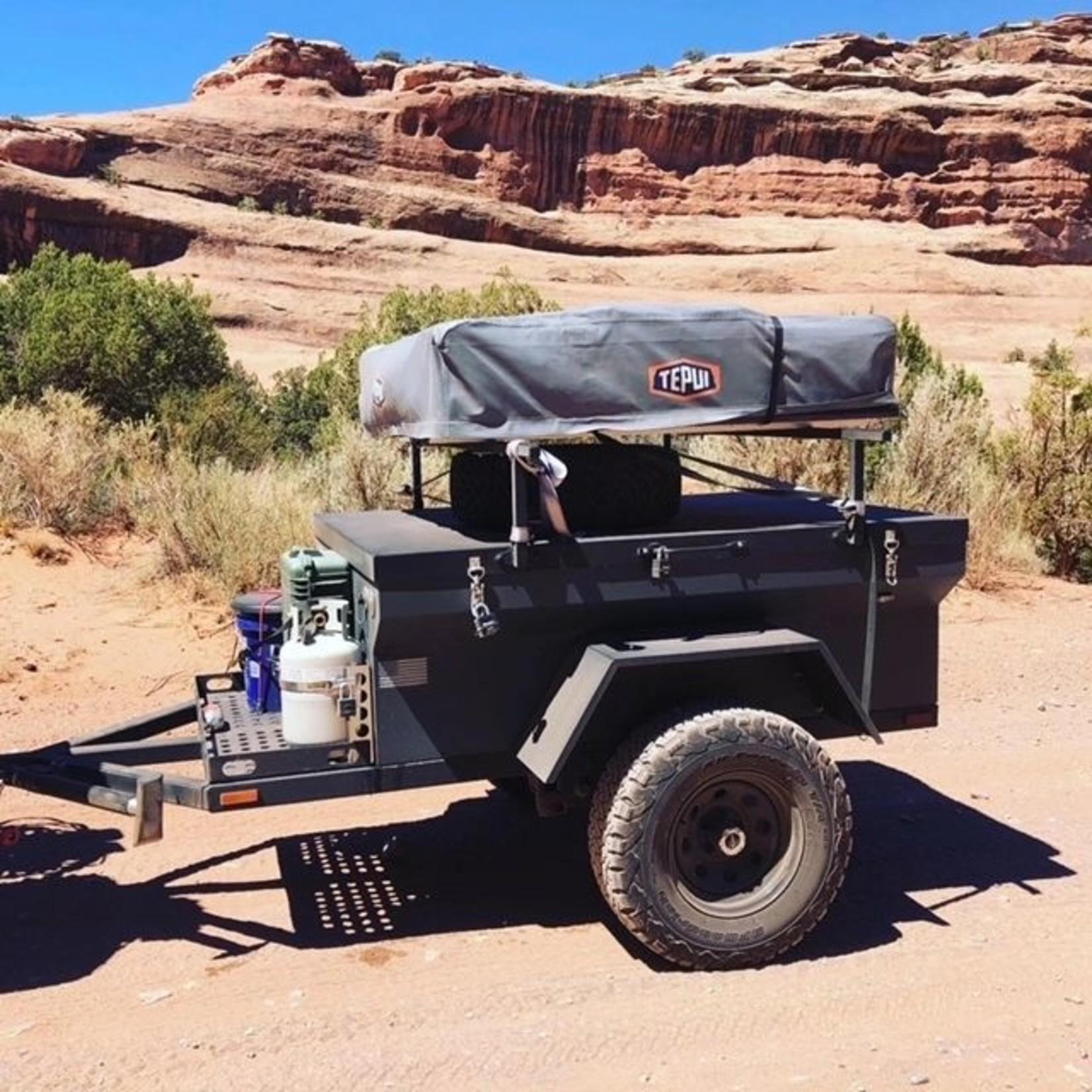 Rustic Mountain Patrol XC Trailer