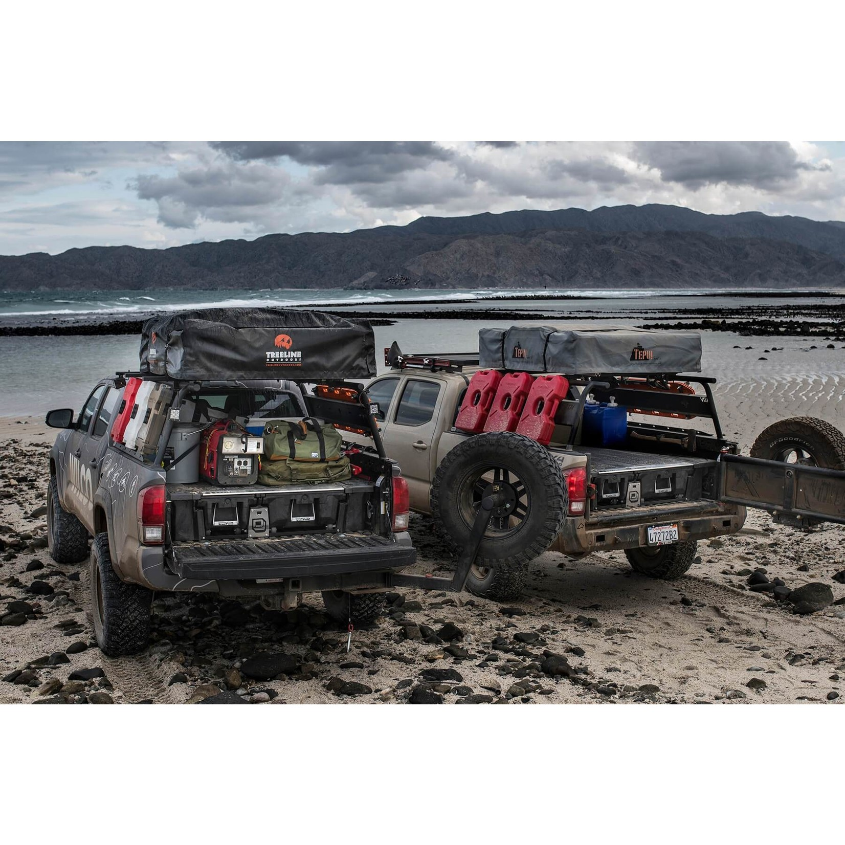 Decked Toyota Tacoma 05-18 Drawer System