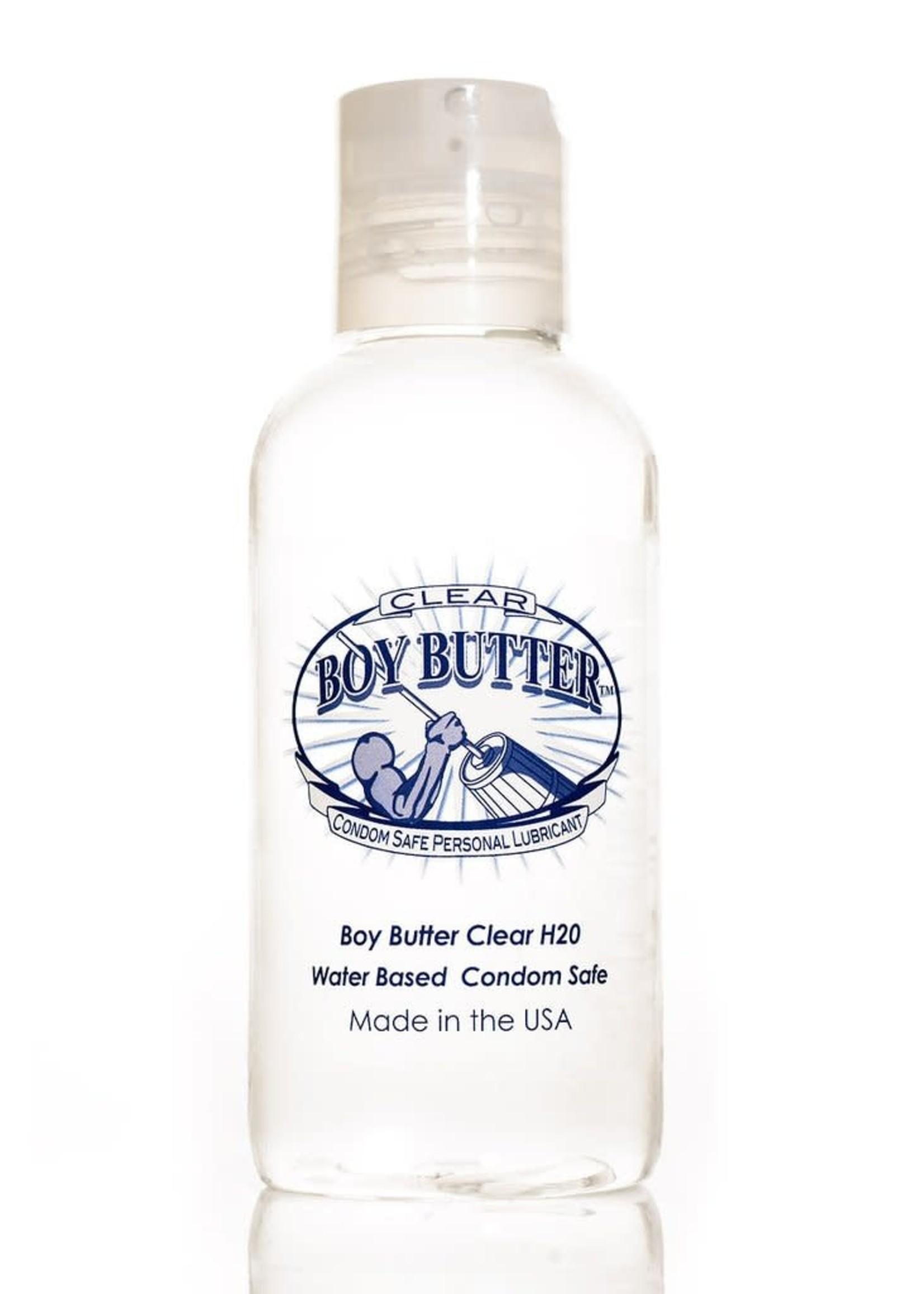 Boy Butter Boy Butter Clear