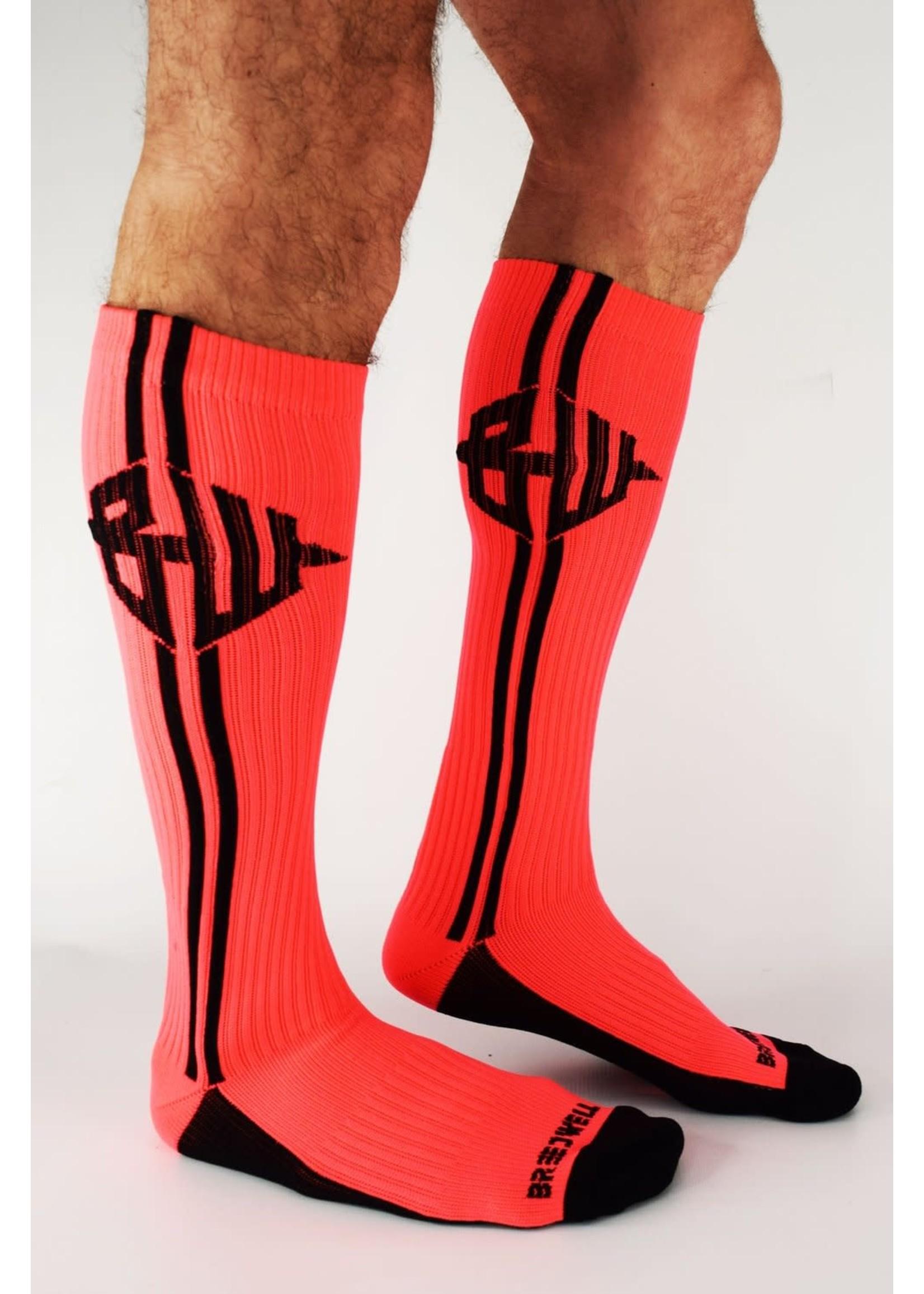 Breedwell Breedwell Blacklight Icon Socks