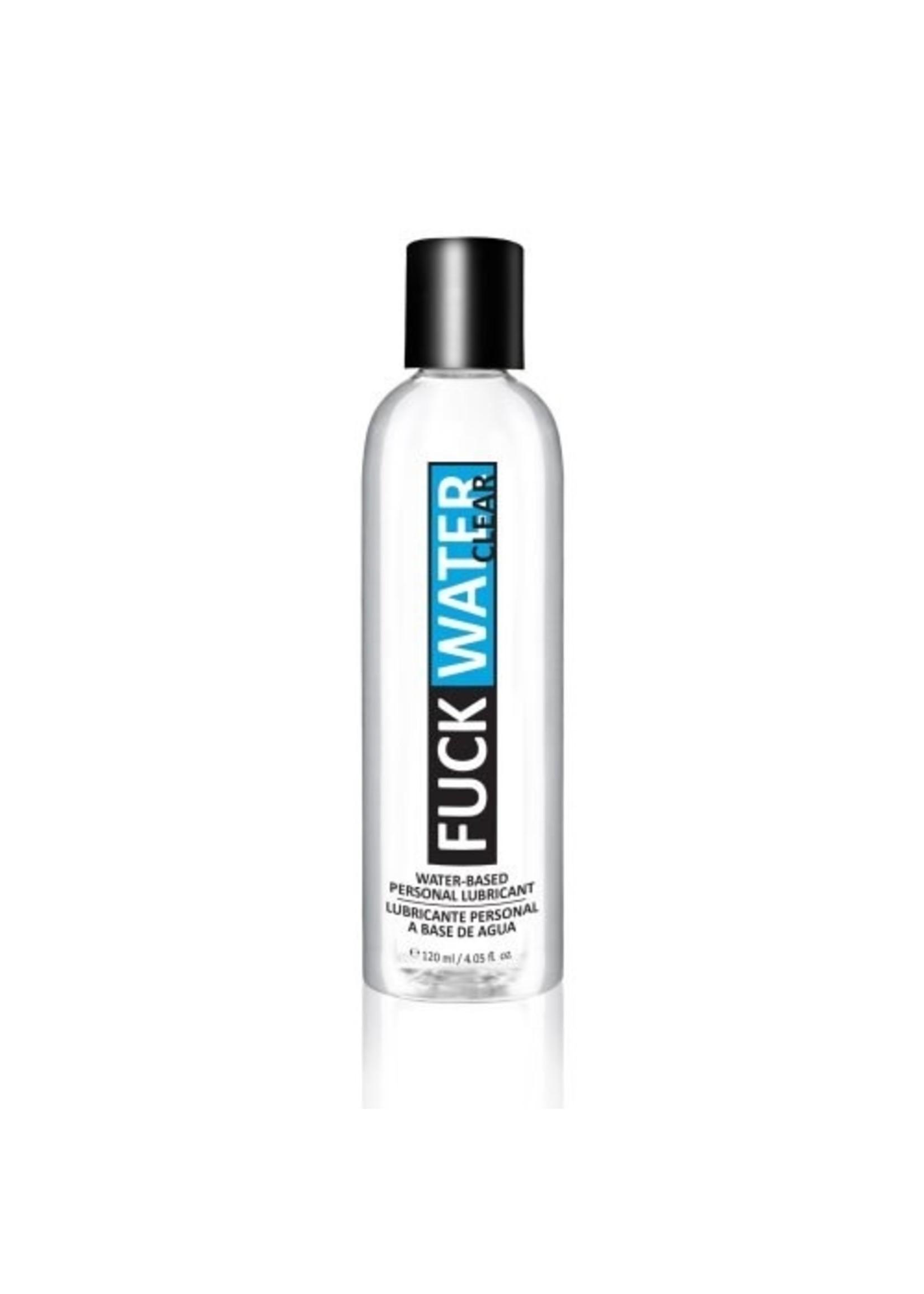 Fuck Water Fuck Water Clear