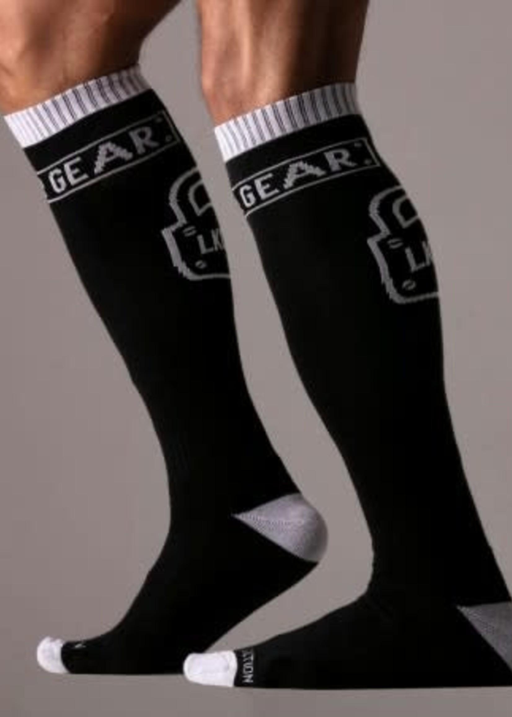 Locker Gear Locker Gear Keep Them On Socks LK1100