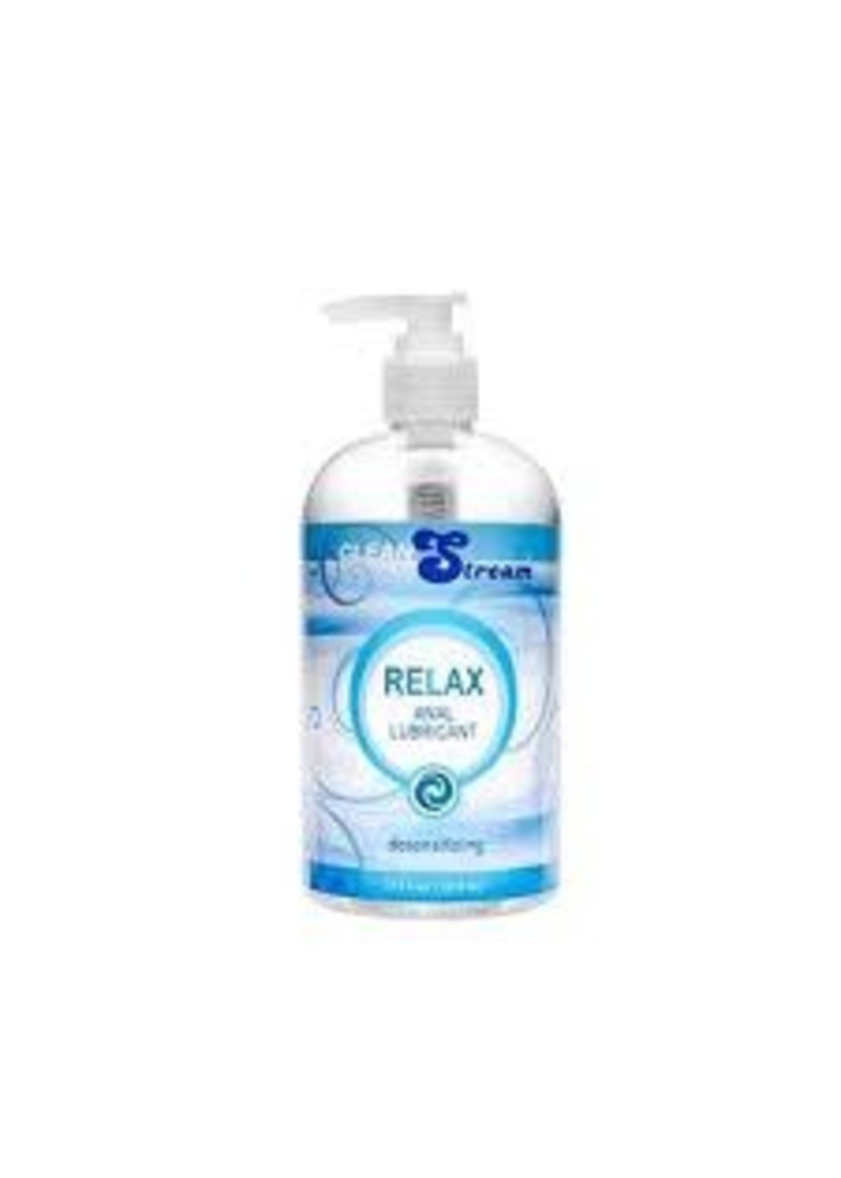 Clean Stream Clean Stream Relax Desensitizing Anal Lube