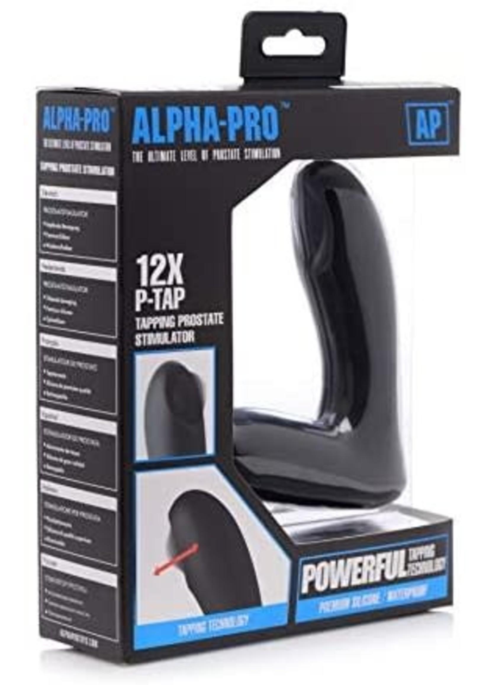 Alpha-Pro Alpha-Pro 12x P-Pulse