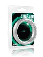 Ignite Ignite Wide Chrome Donut Cock Ring