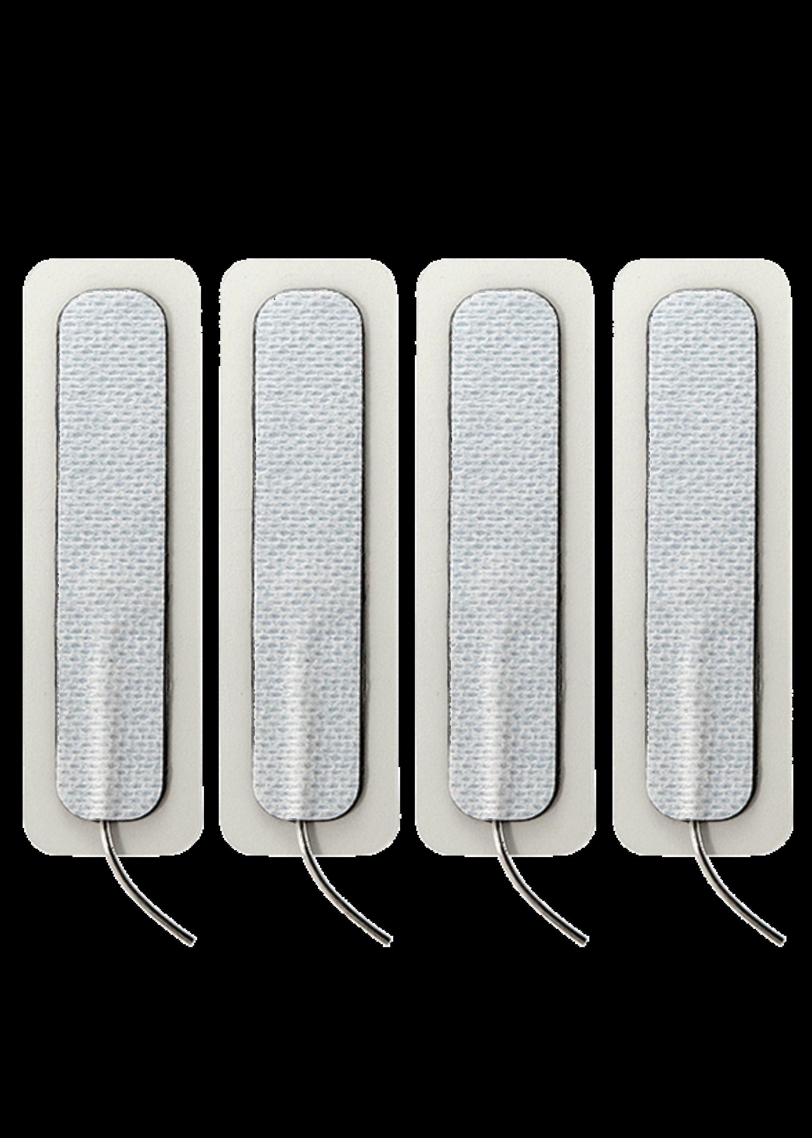 ElectraStim ElectraStim 4 x Long Self Adhesive Pads 1.5cm x 7.5cm