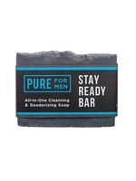 Pure for Men Pure for Men Stay Ready Cleansing Bar