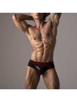 Locker Gear Locker Gear Watch It Hard Jock Brief LK0321