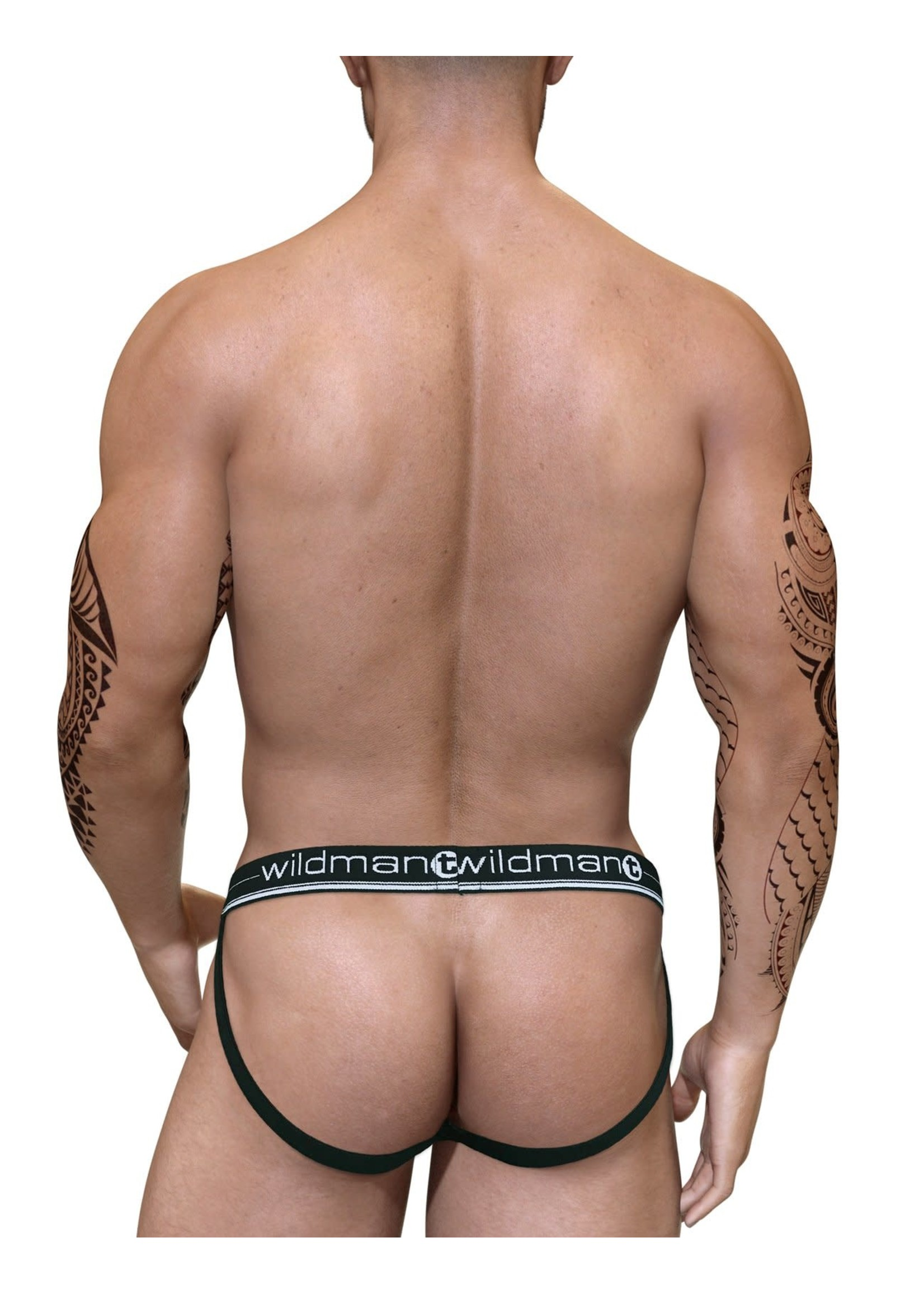 WildmanT WildmanT Duo Big Boy Pouch Jock