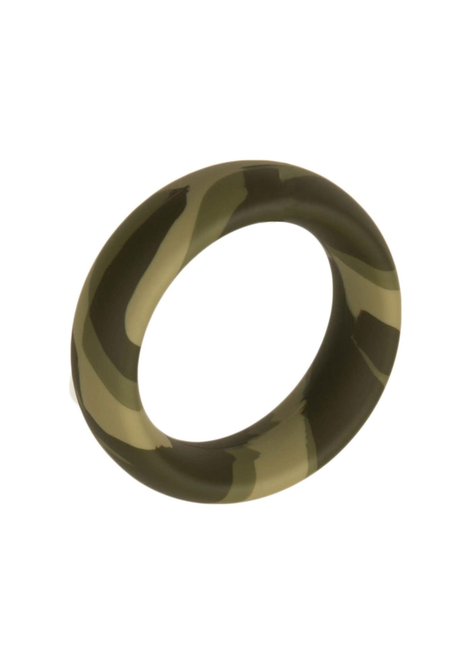 Major Dick Major Dick Commando Camo Cock Ring