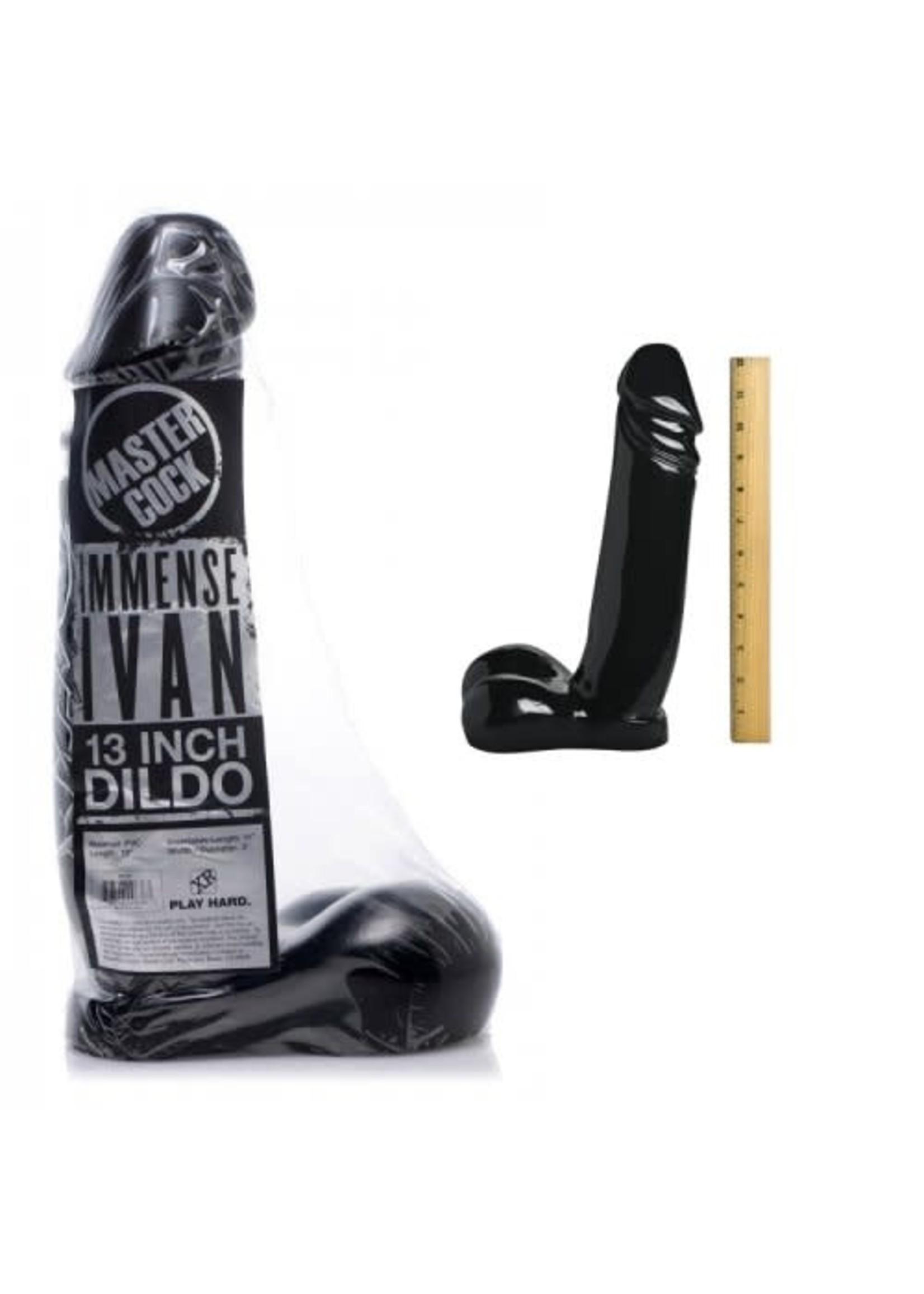Master Cock Immense Ivan Dildo