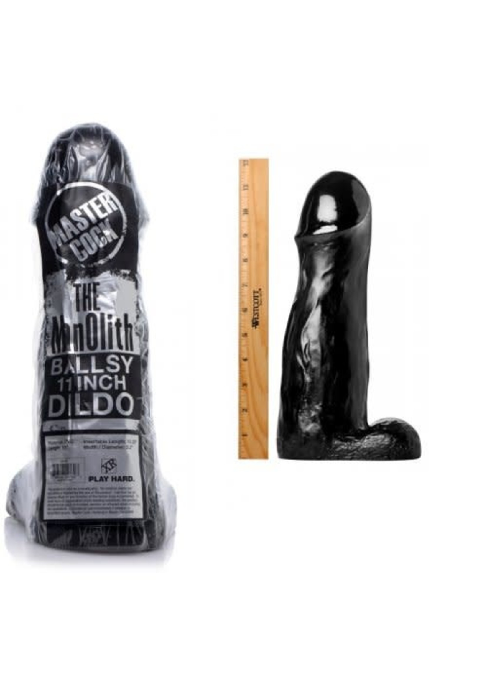 Master Cock ManOlith Dildo