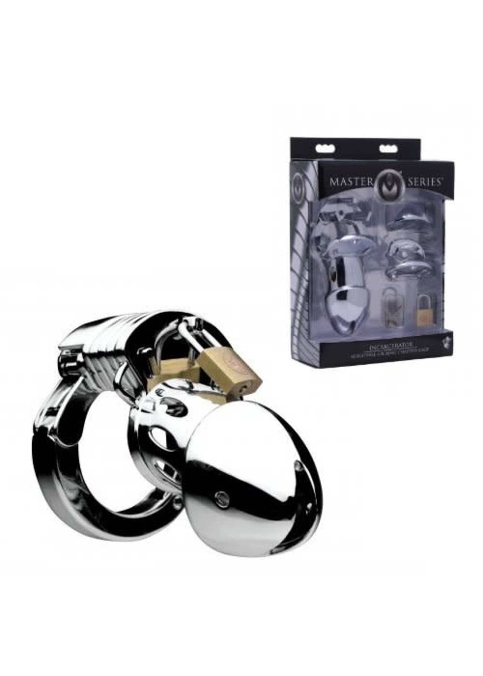 Master Series Master Series Incarcerator Chastity Cage