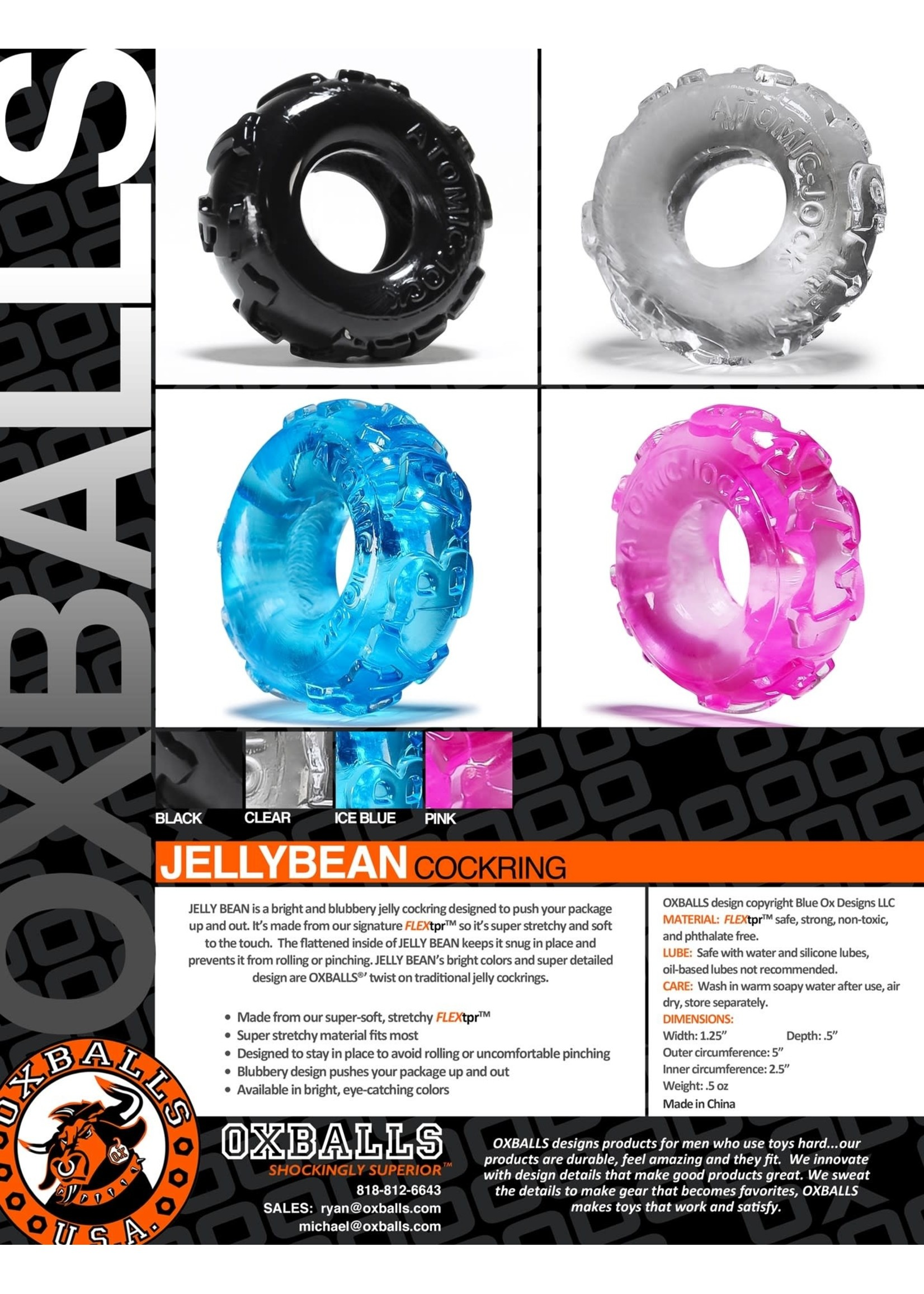 Oxballs Oxballs Jelly Bean Cock Ring