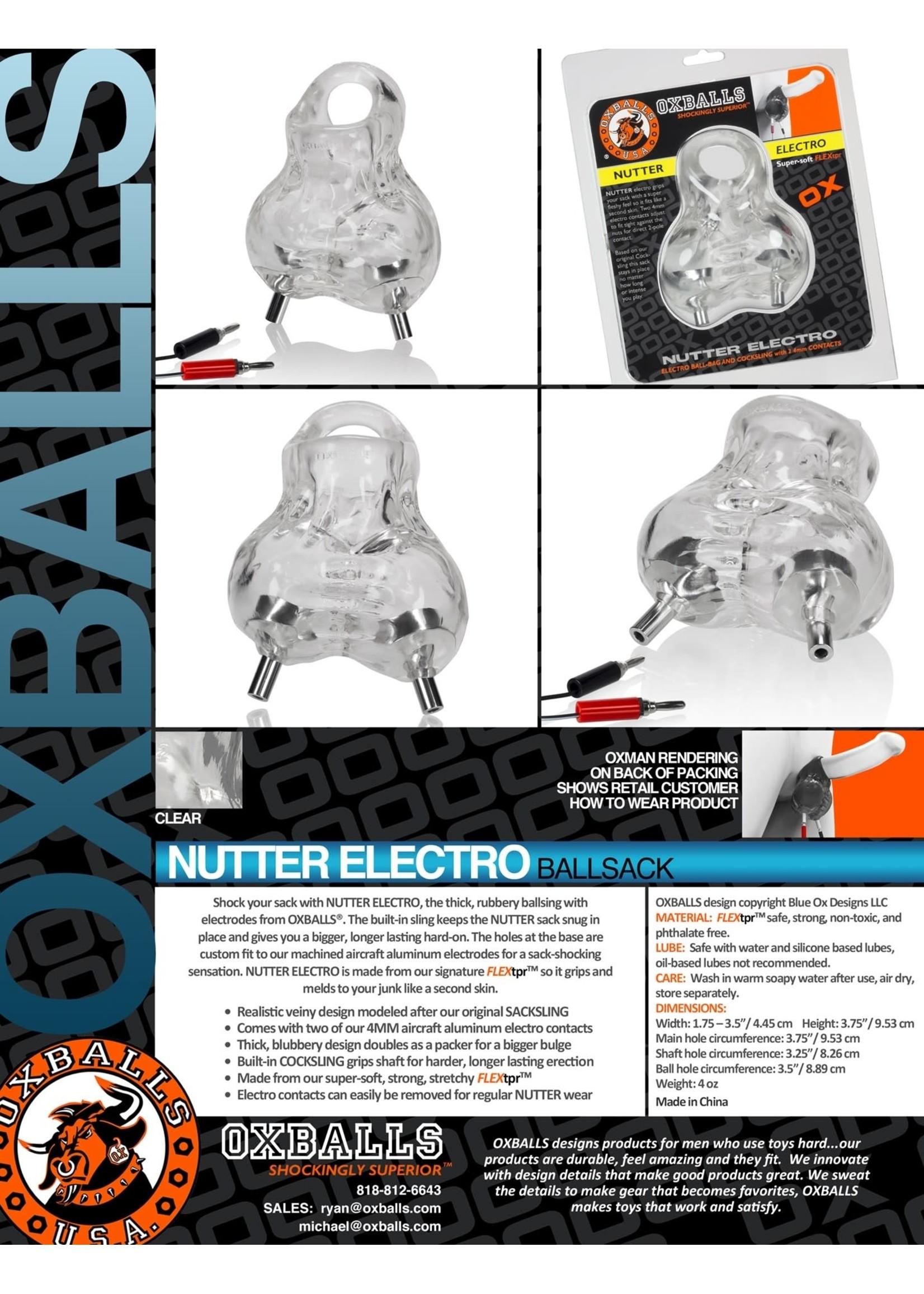 Oxballs Oxballs Nutter Electro