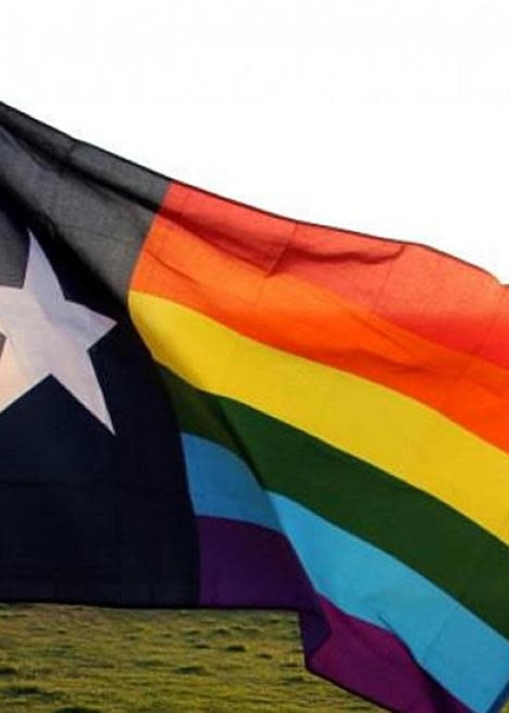 Texas Pride Flag