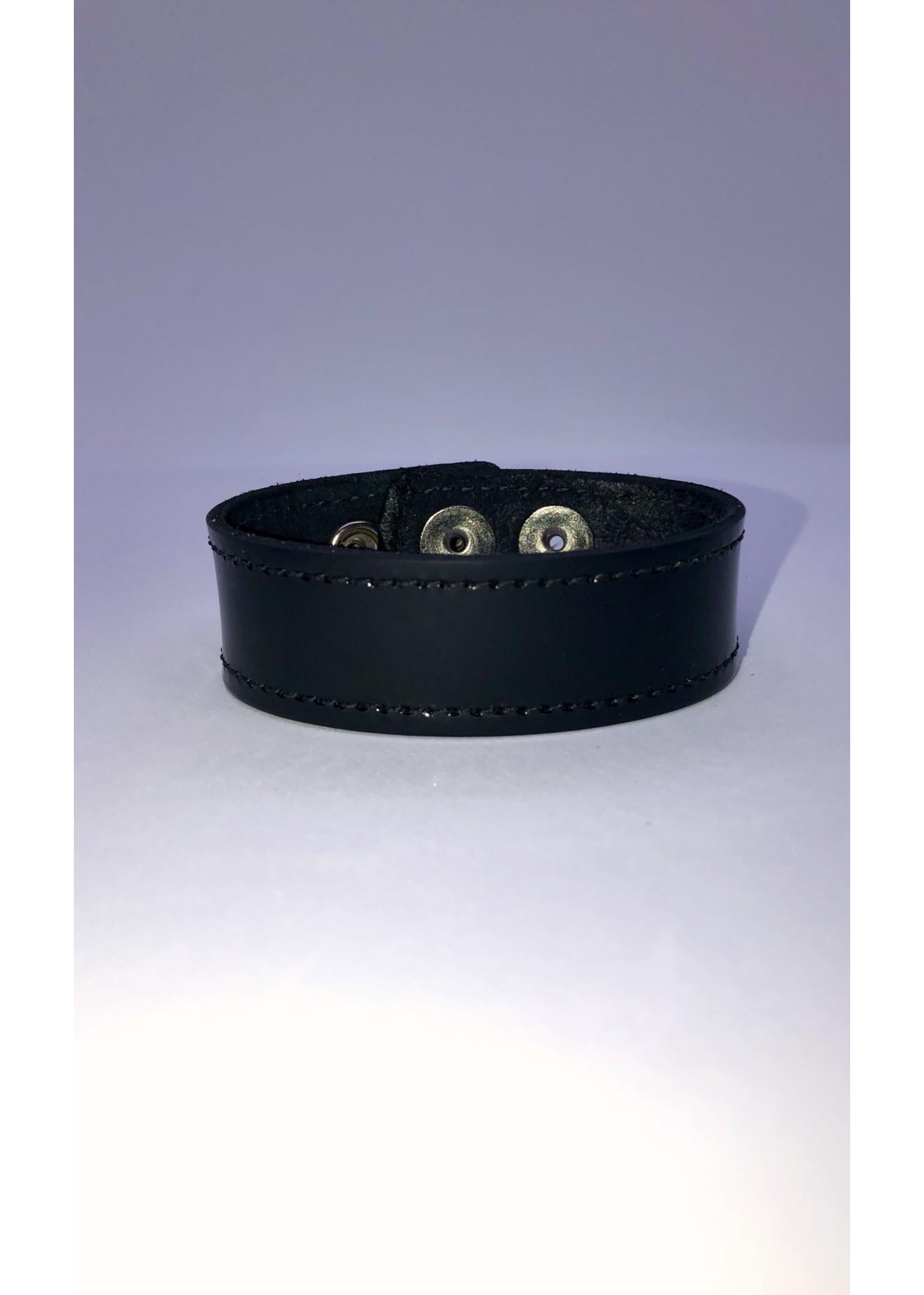 "Kookie INT'L Kookie Leather Wristband 1"""