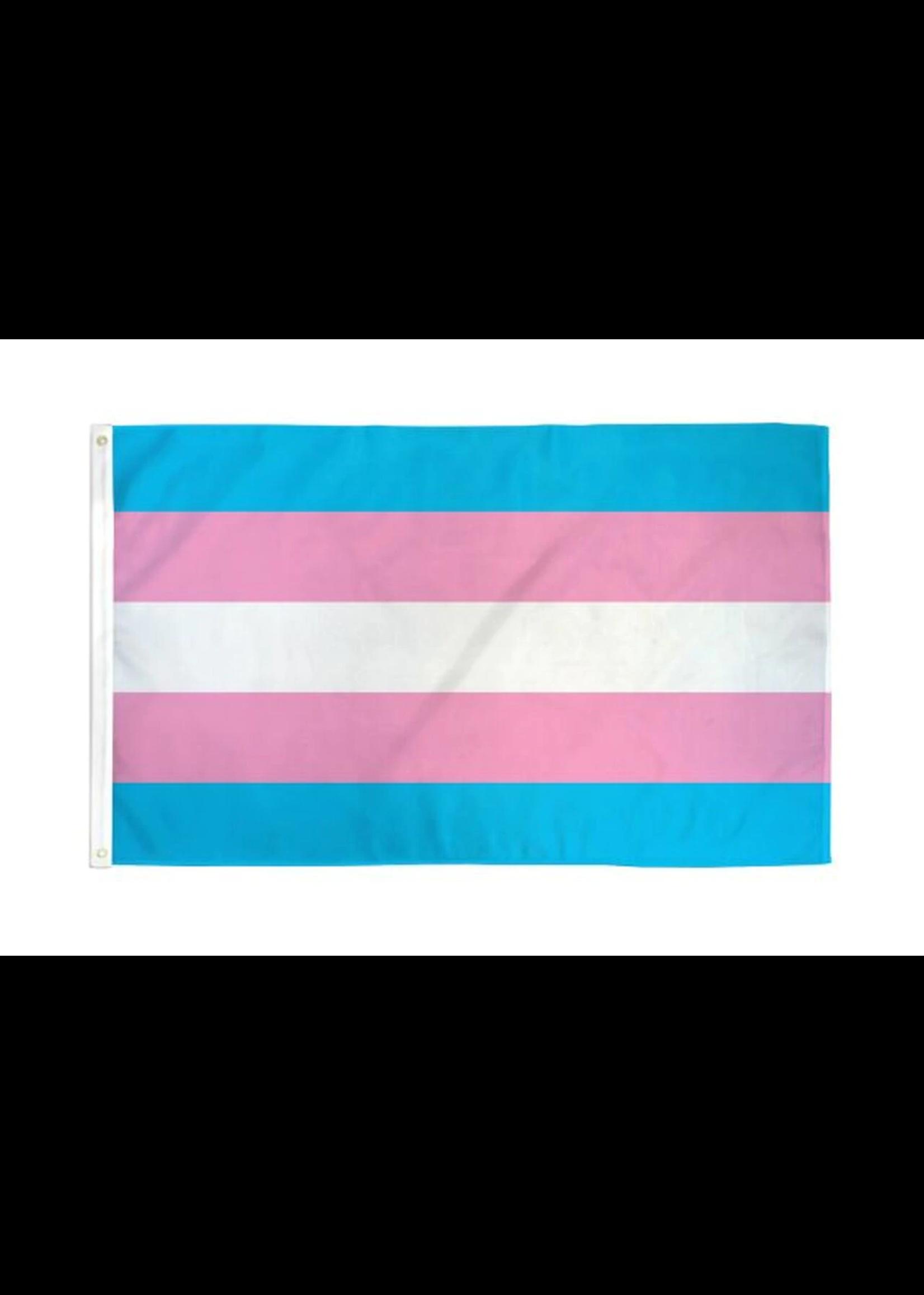 Transgender Flag 3' x 5'