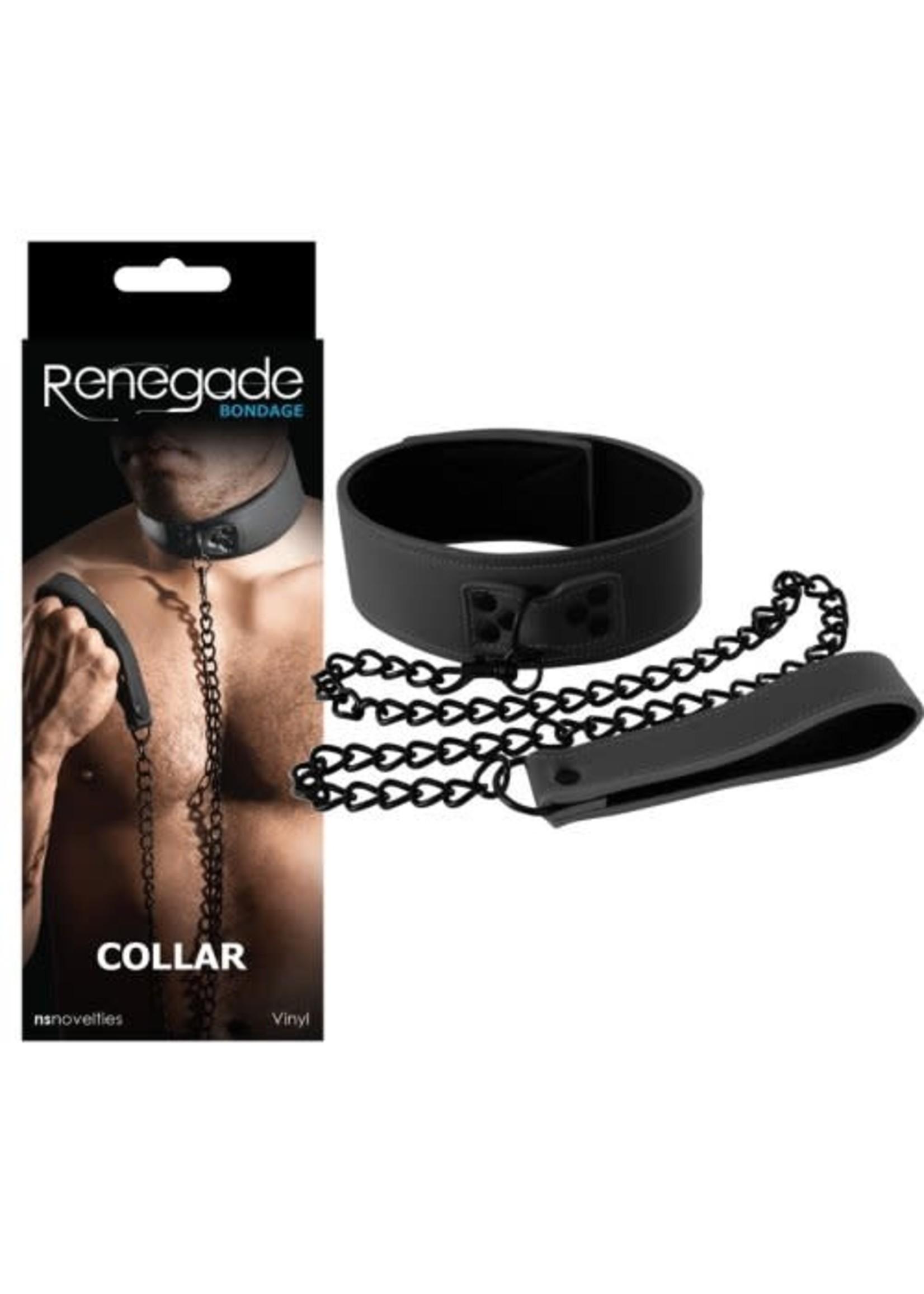 Renegade Renegade Bondage Collar