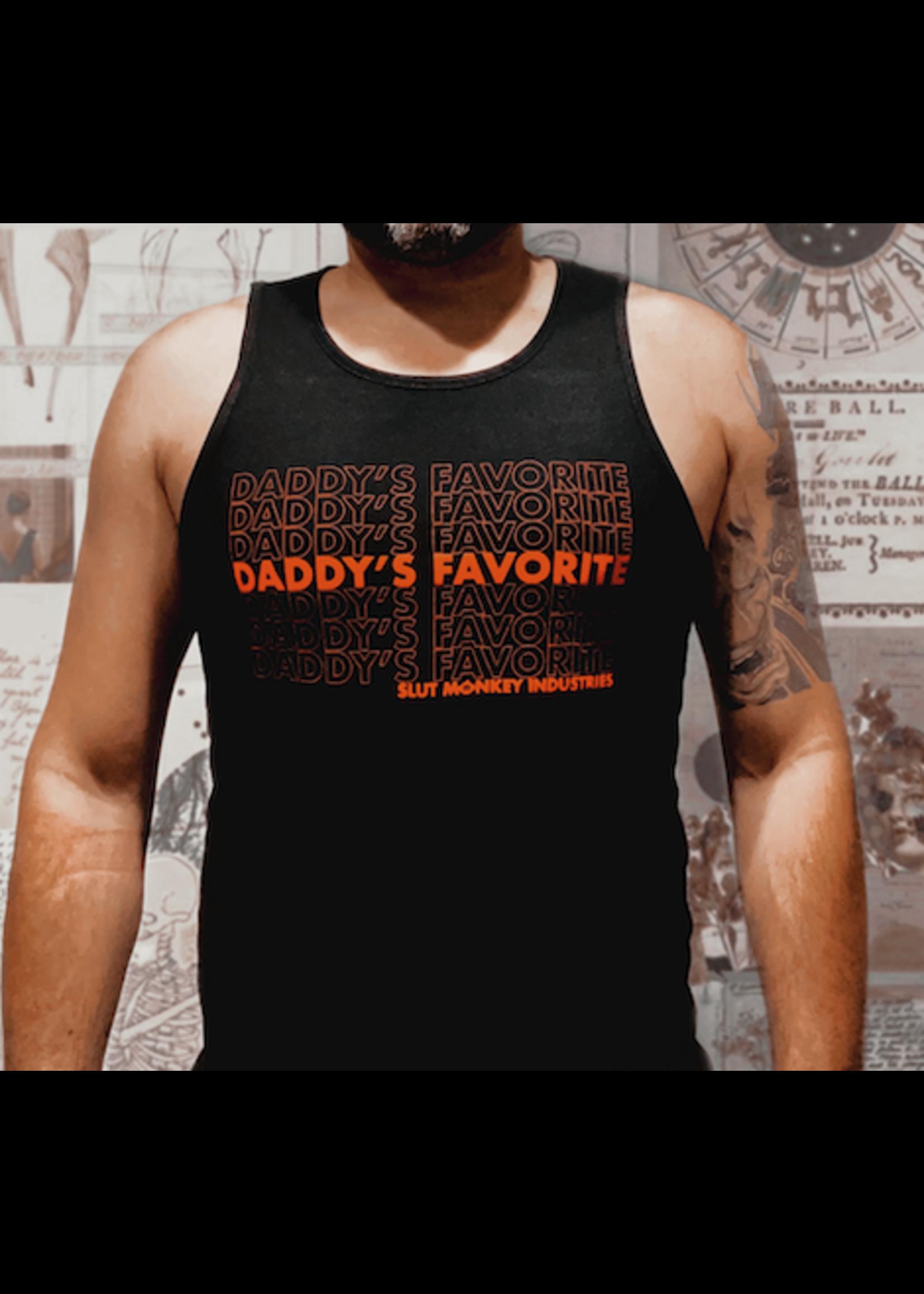 Slut Monkey Slut Monkey Daddy's Favorite Tank
