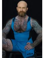 Sir Rat Sir Rat Wrestling Singlet