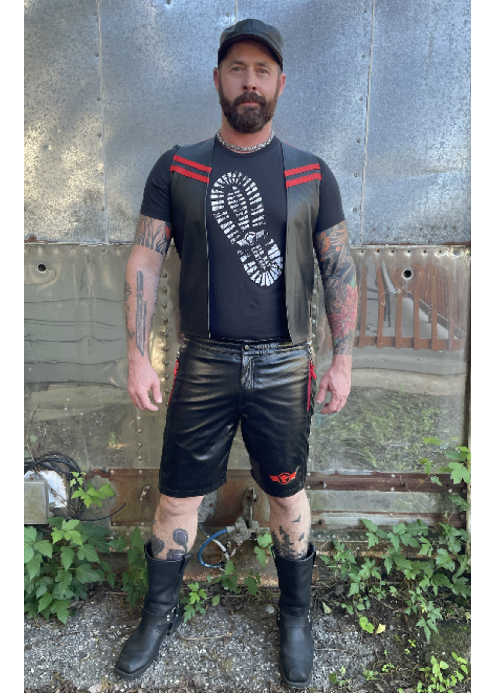 Sir Rat Sir Rat Berlin Shorts