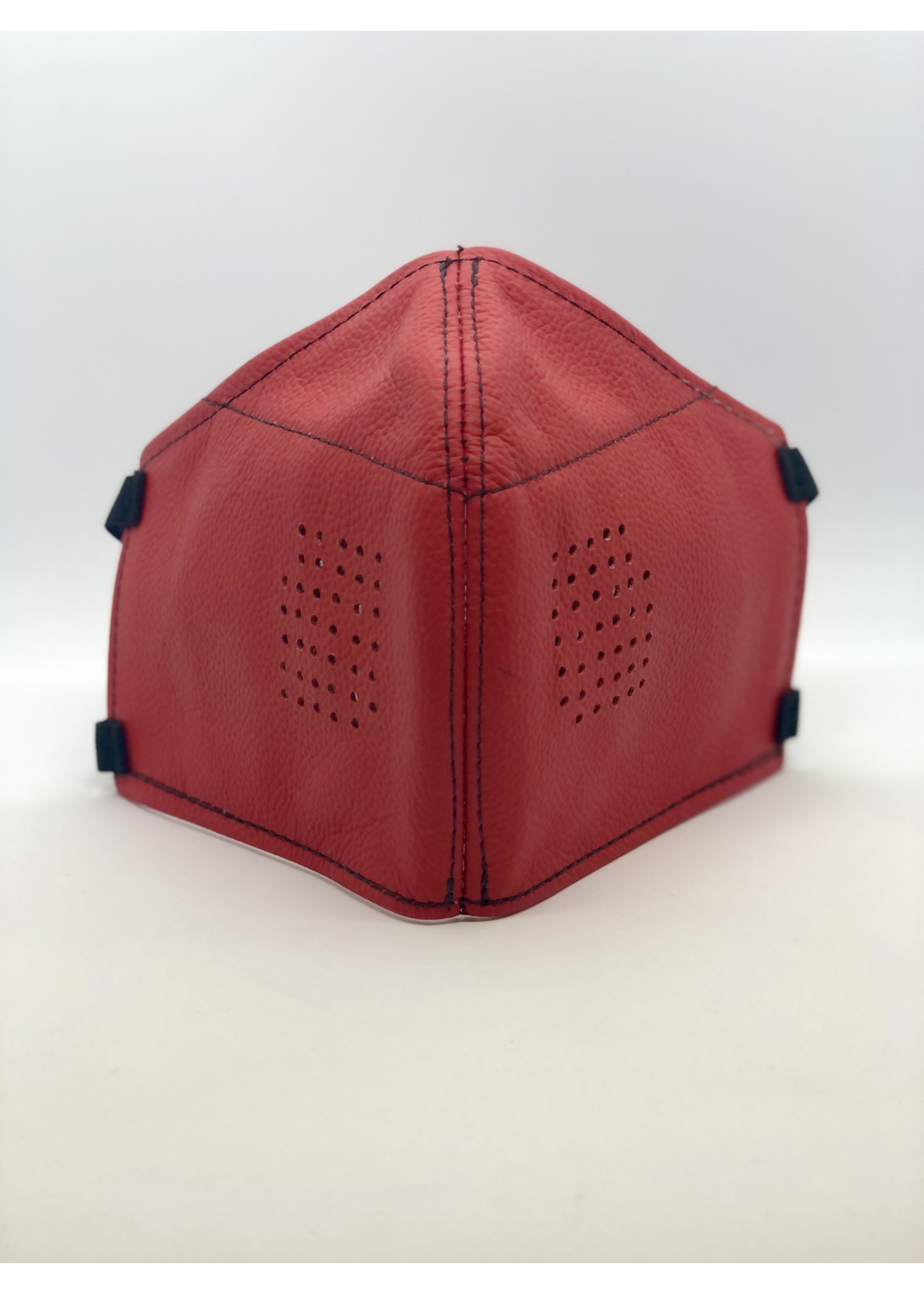 Sir Rat Sir Rat Leather Masks