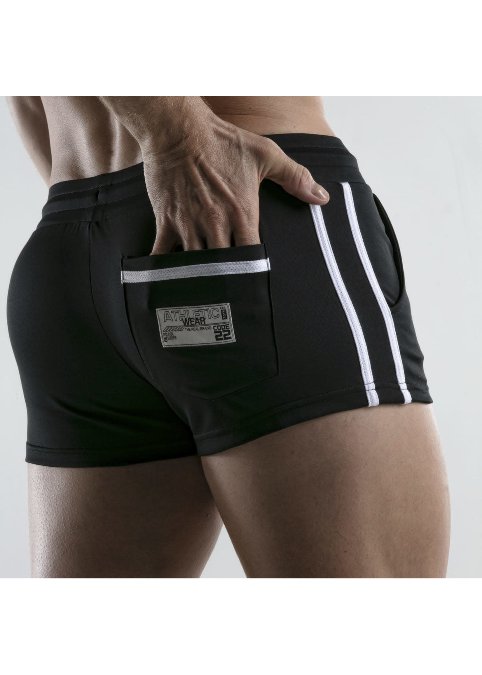 Code 22 Code 22 Impulse Mini-Shorts