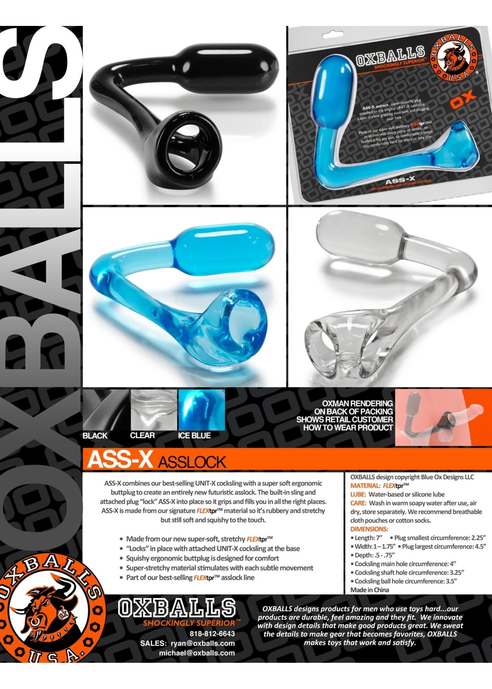 Oxballs Oxballs Ass-X Asslock
