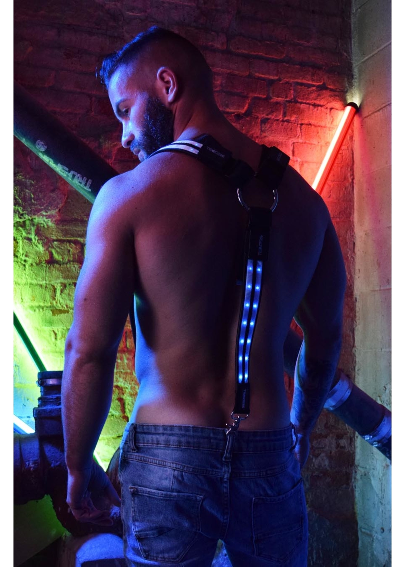 Breedwell Breedwell Rave Suspenders