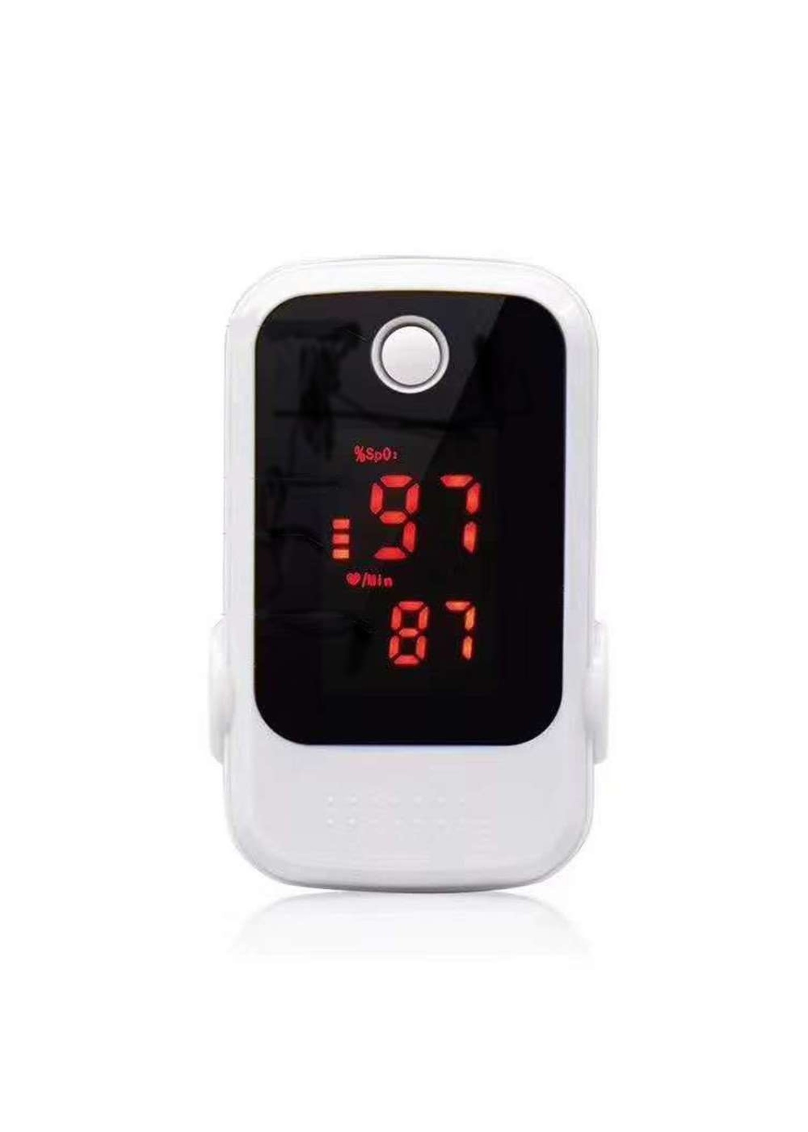 665 Leather 665 Pulse Oximeter