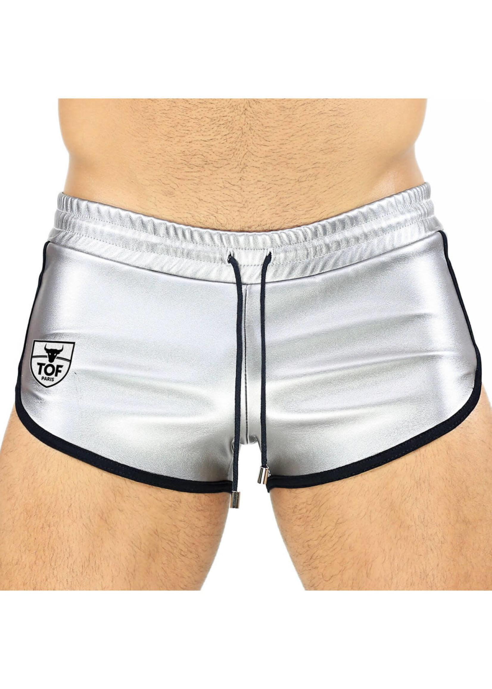 TOF Paris TOF Silver Shorts