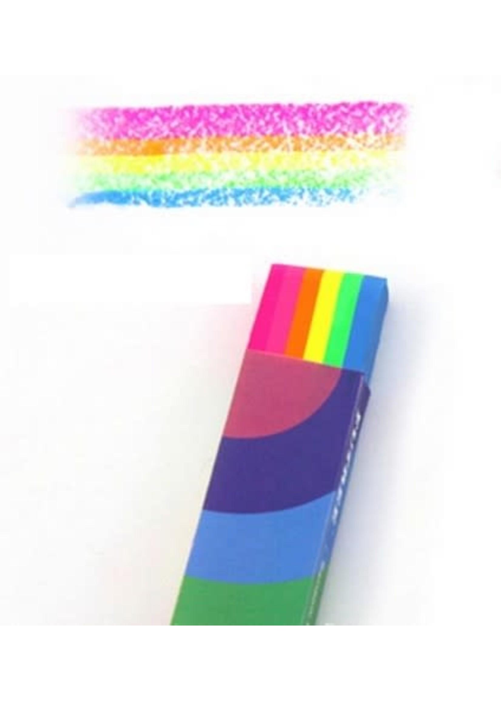 Rainbow Makeup Bar