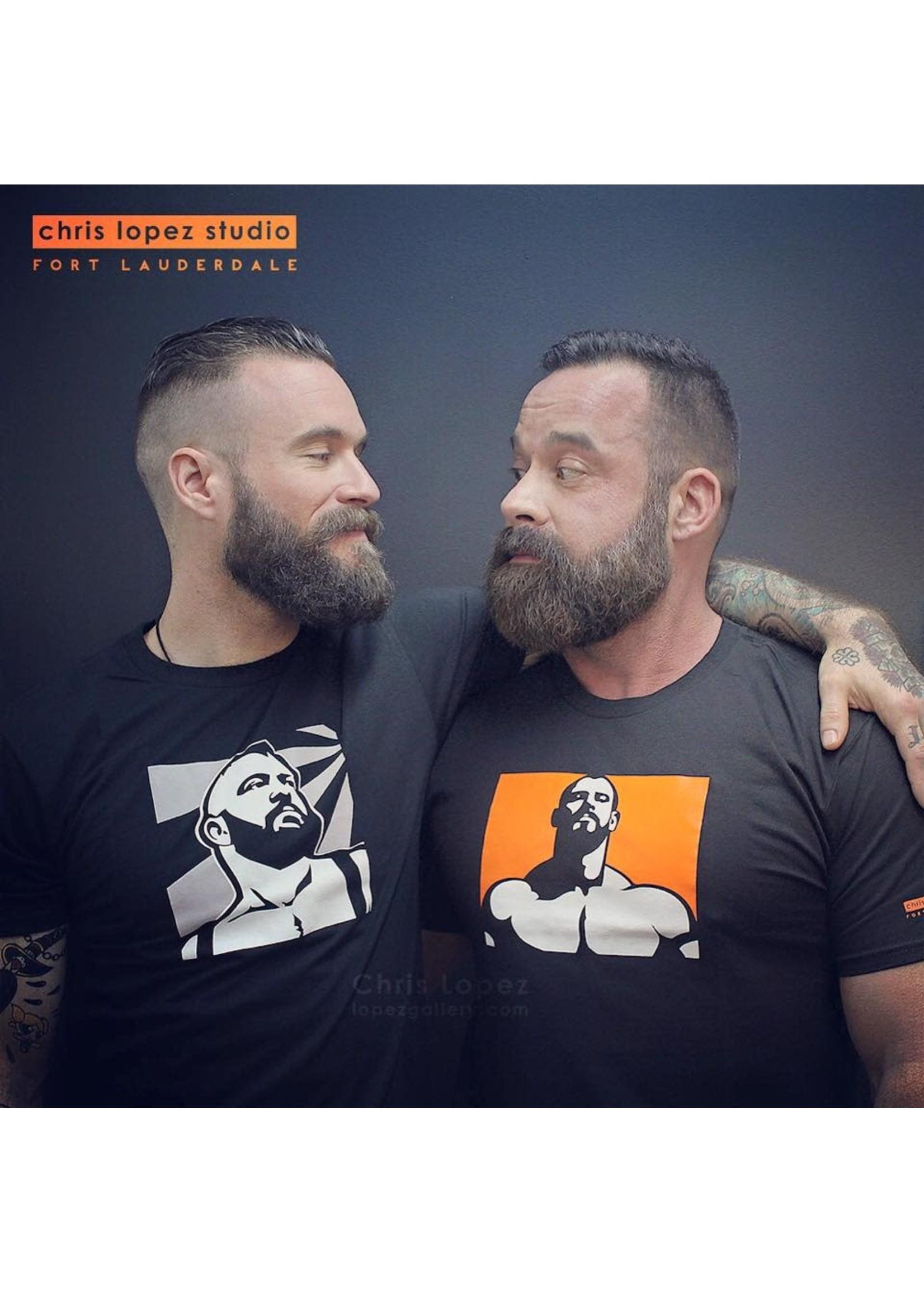Chris Lopez Muscle Bear Tee