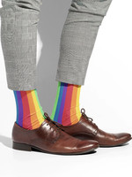 Rainbow Dress Socks