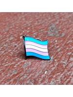 Transgender Flag Lapel Pin