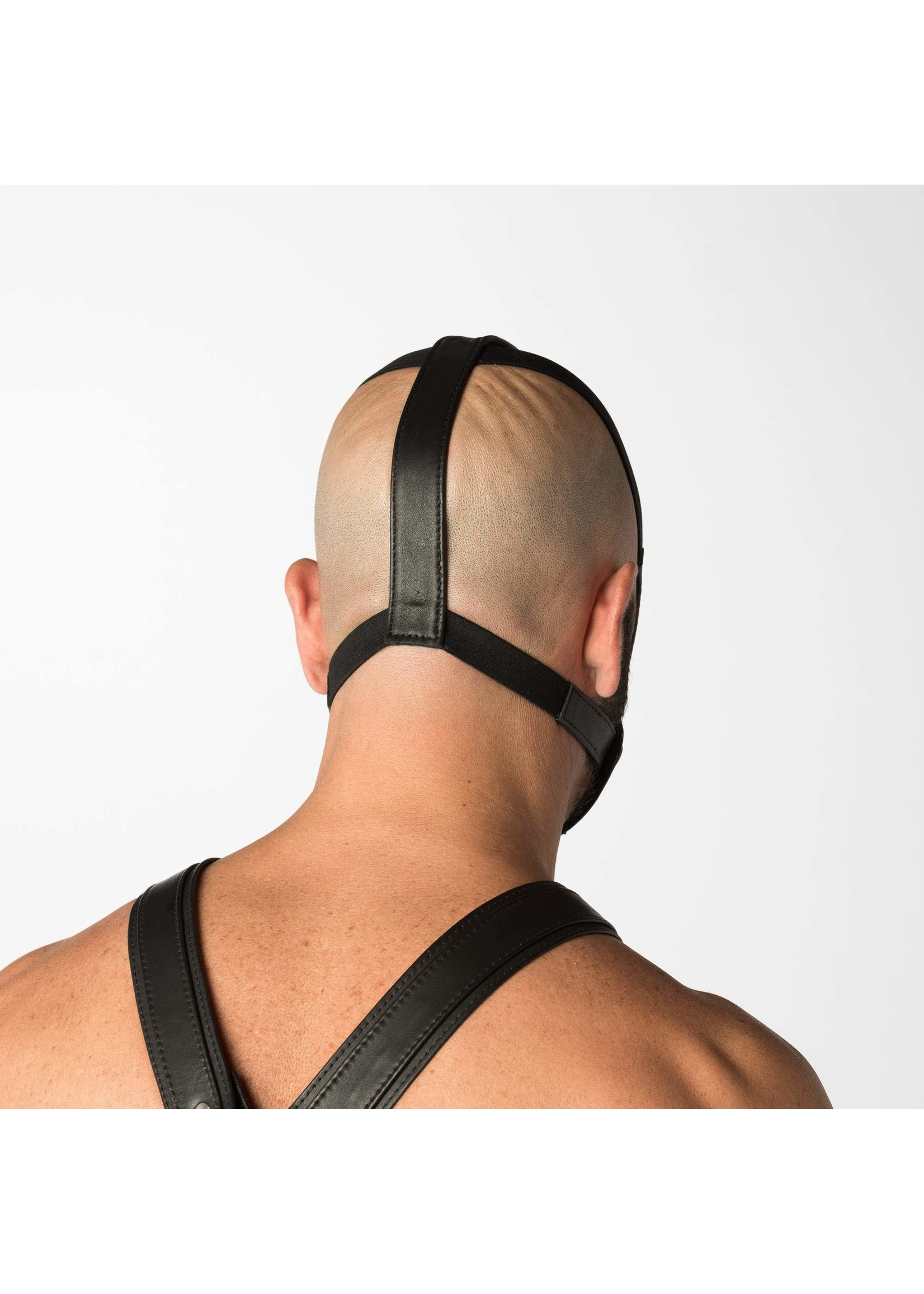 665 Leather 665 The Inhibitor Mask